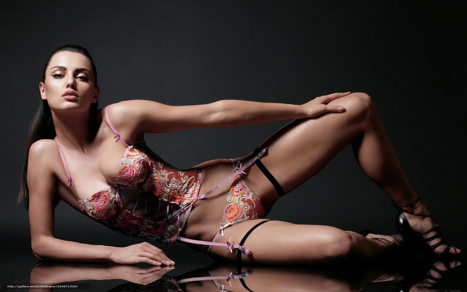 Самая красивая девушка секси 6 фотография