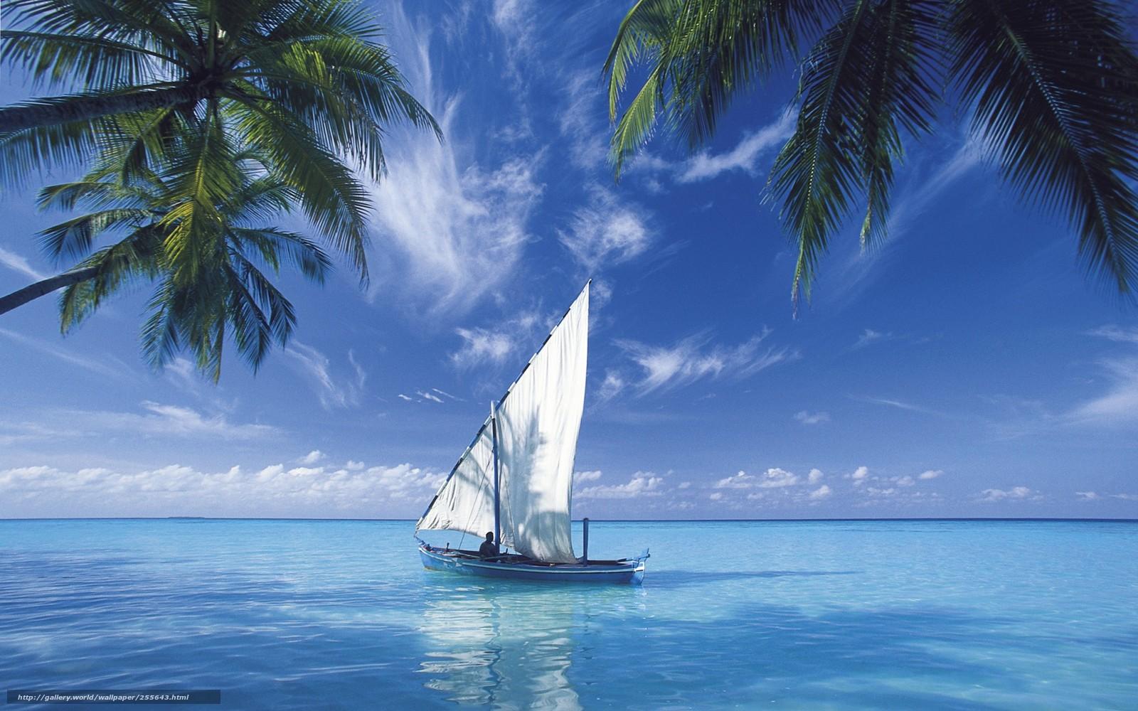 Скачать на телефон обои фото картинку на тему пейзажи, море, океан, красиво, разширение 1920x1200