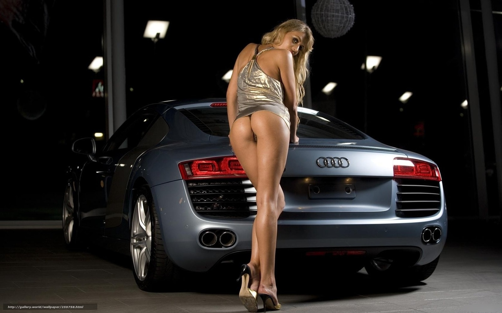Сексуальные девушки и красивые автомобили hd 3 фотография