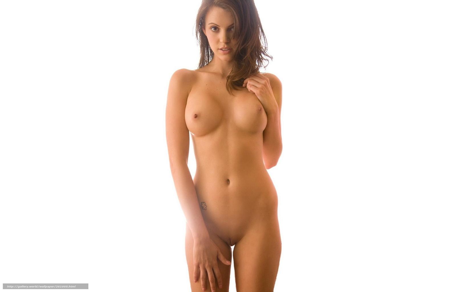 Голые стройные и сексуальные девушки
