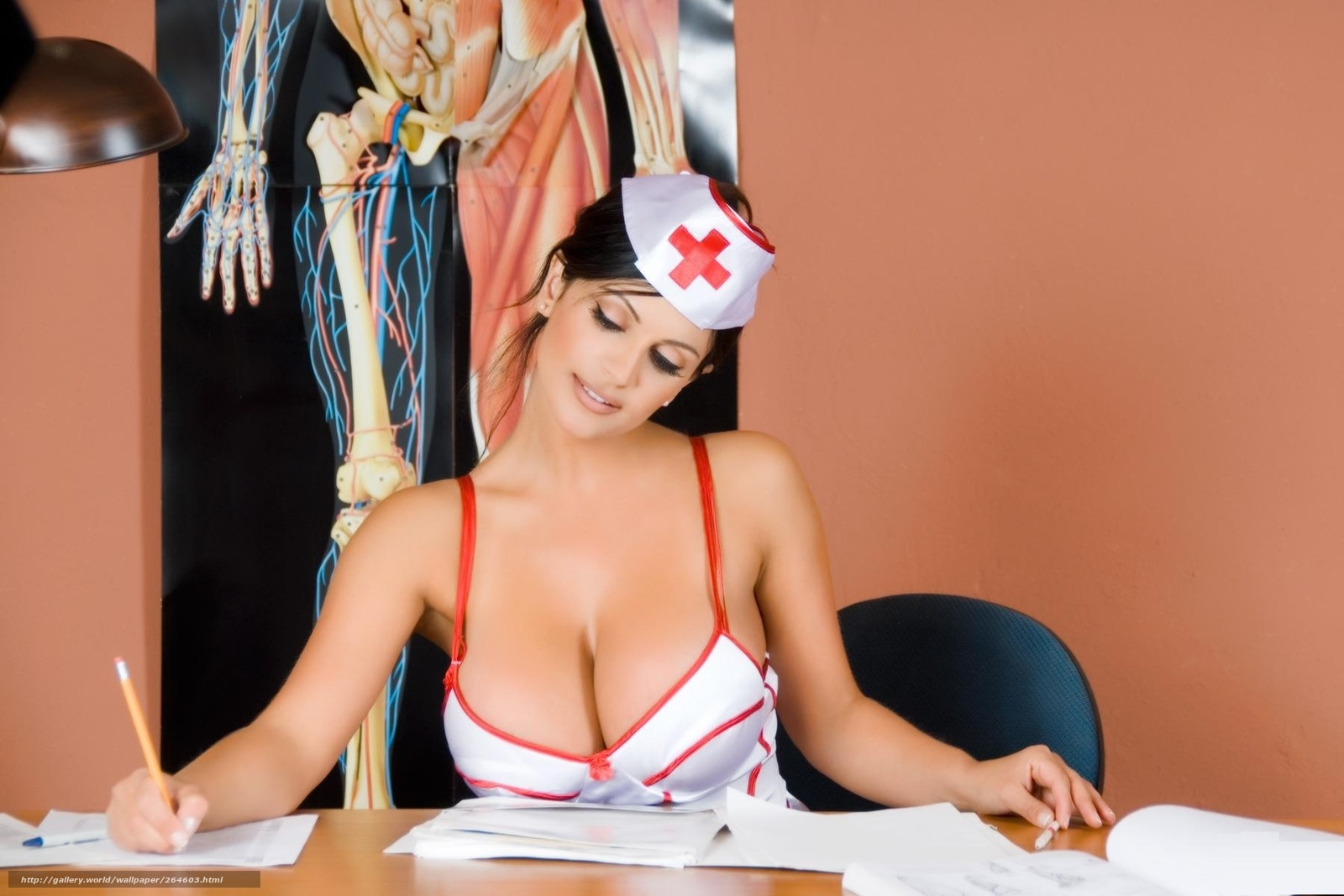 Pornpics nurse net hentay picture