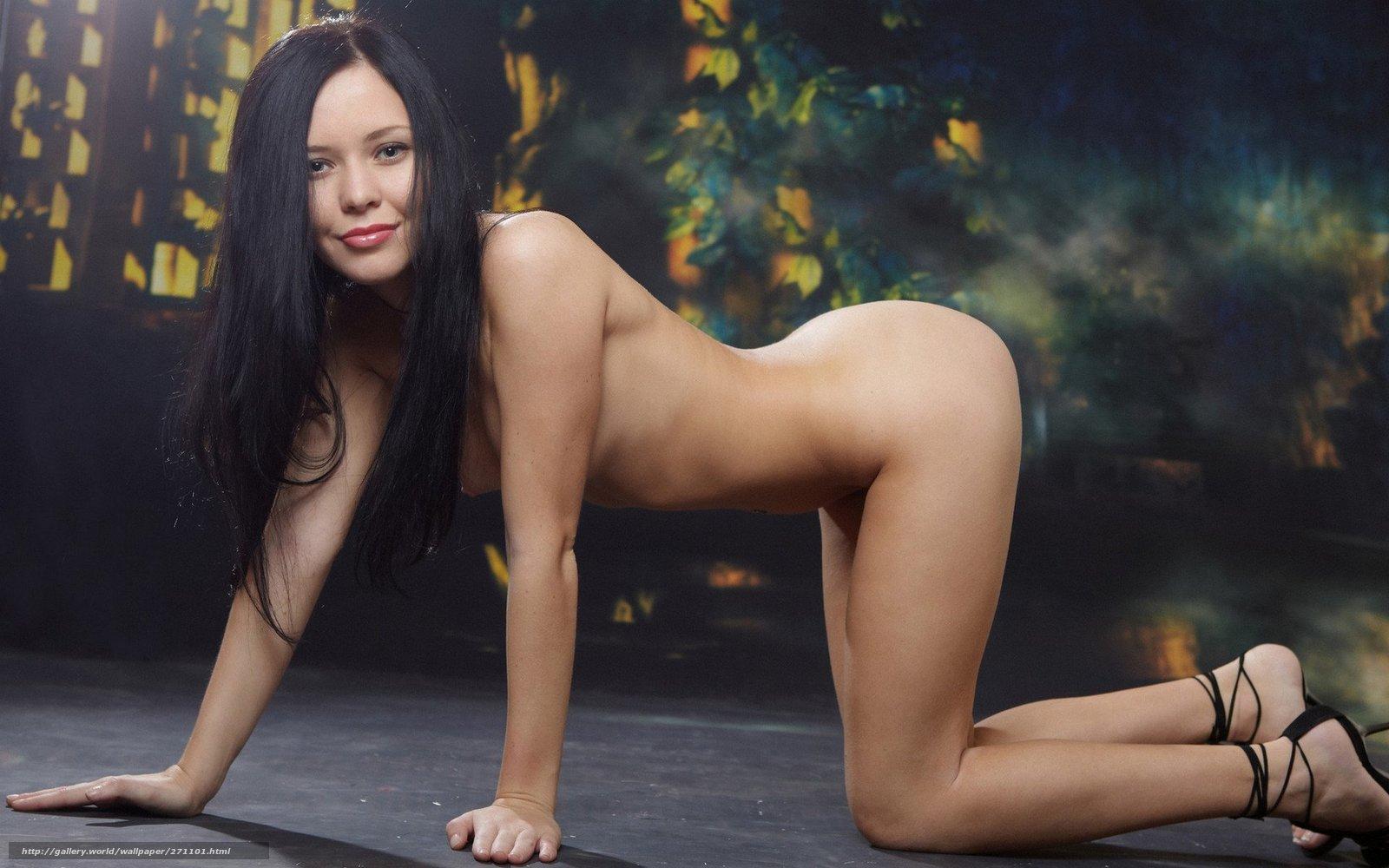 Фото полной голай девушки 1 фотография
