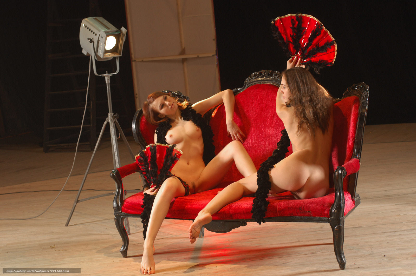 Эротика театр тела