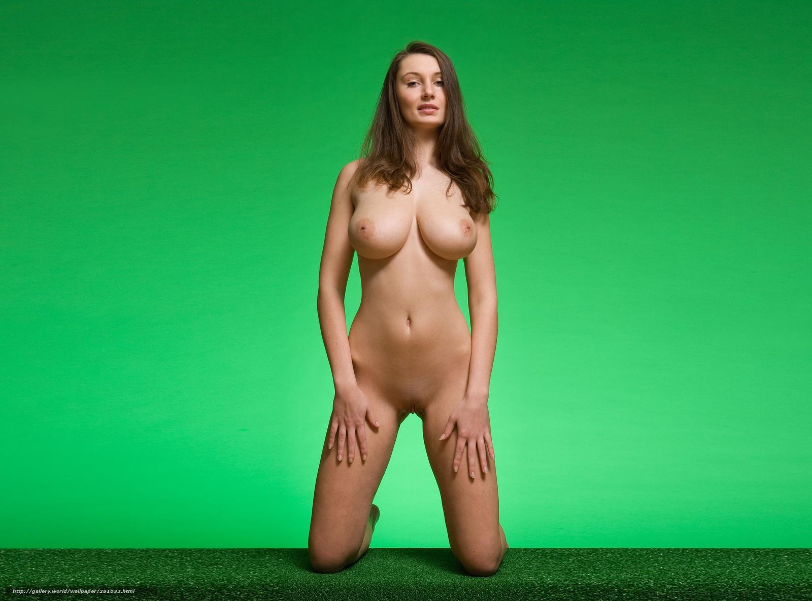 Стройная с большей грудью онлайн 1 фотография