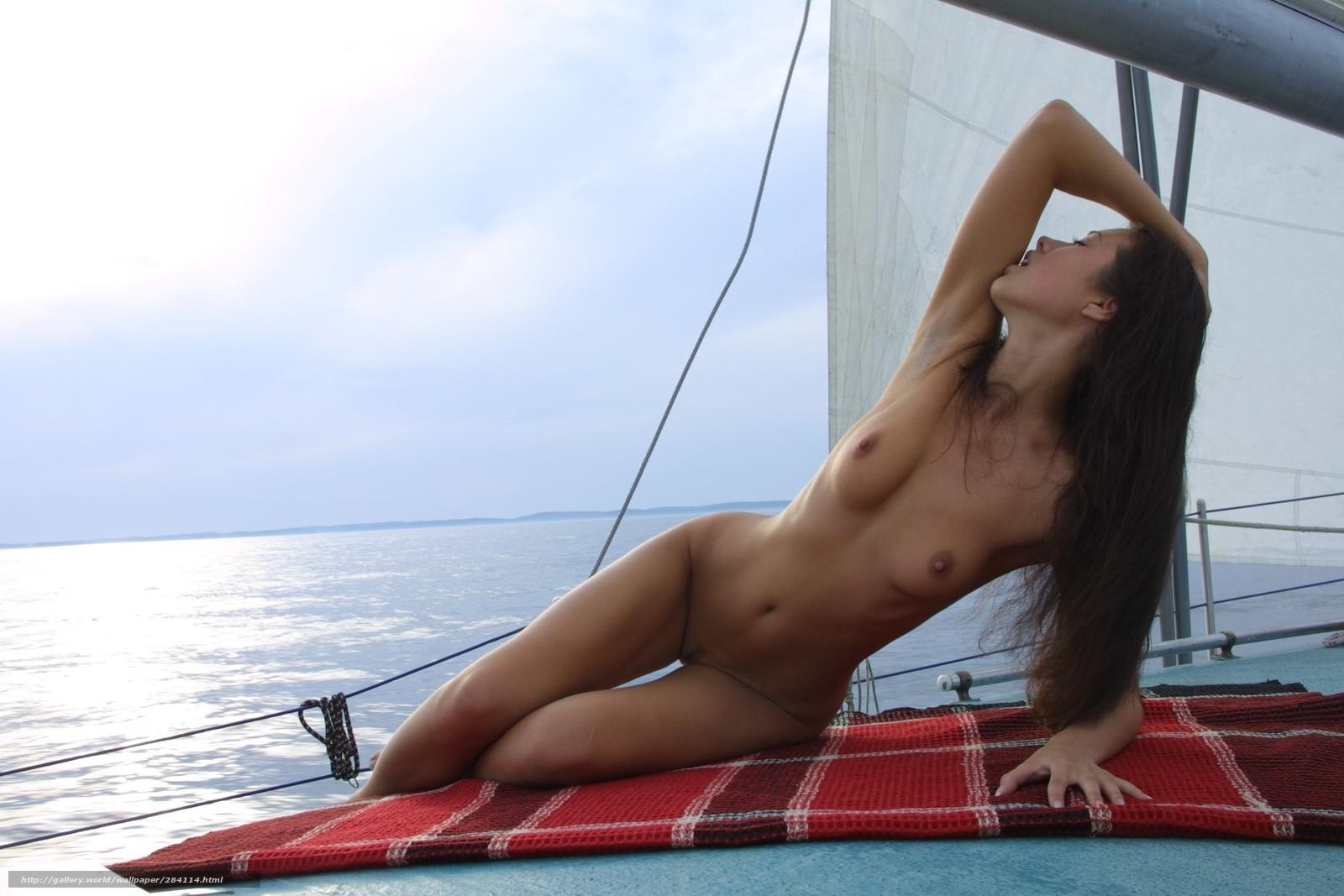 Яхта женщины эротика 19 фотография