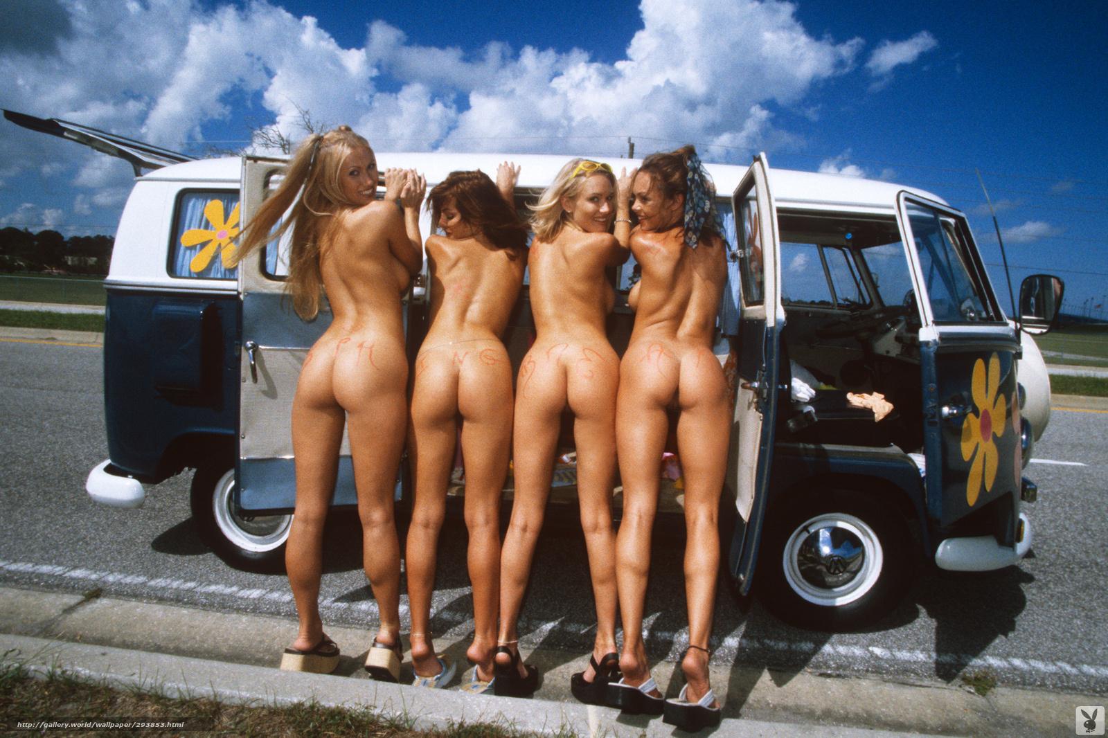 Фото модели голые и авто 11 фотография