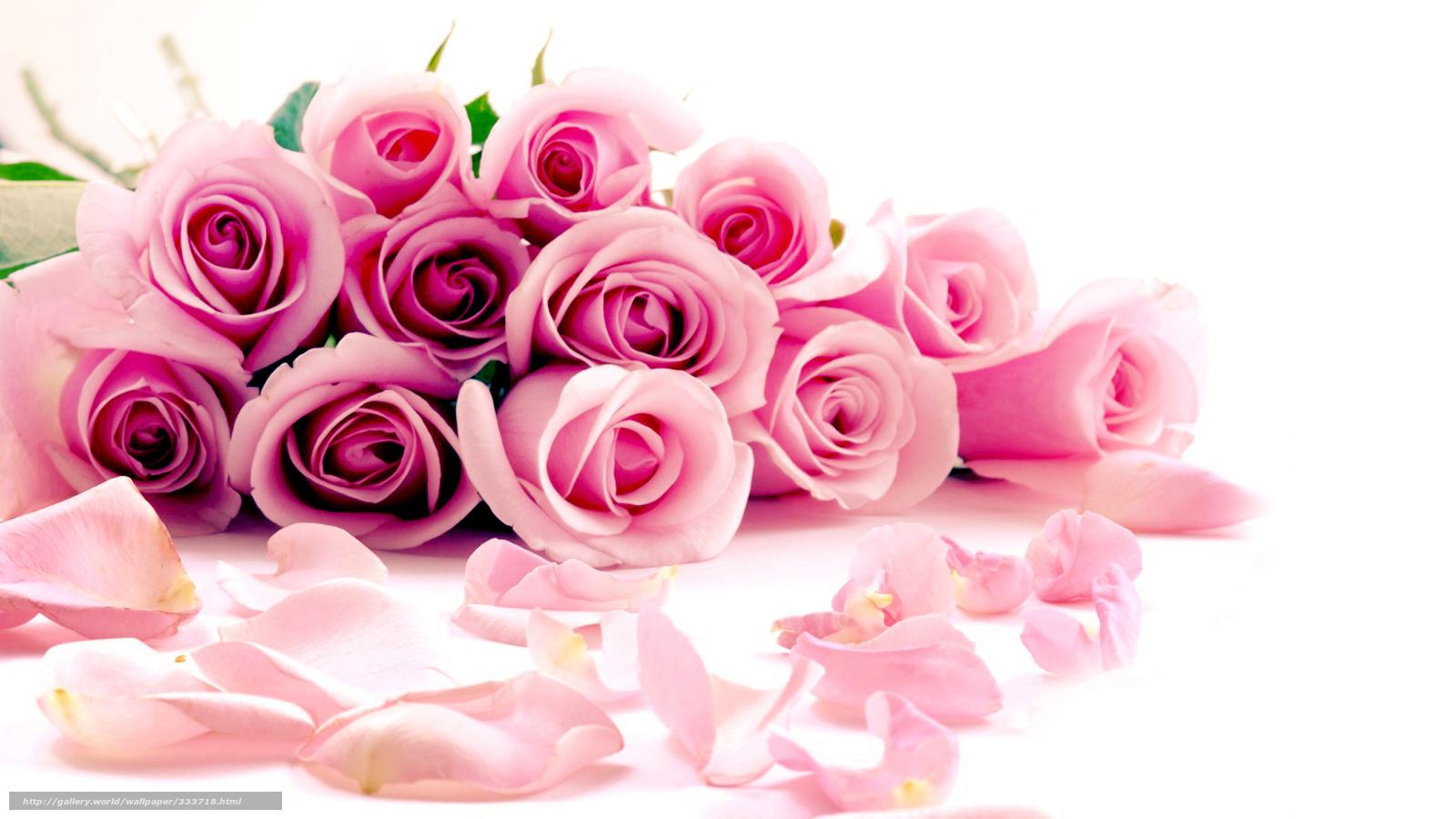 Фото поздравления с днем рождением с розами