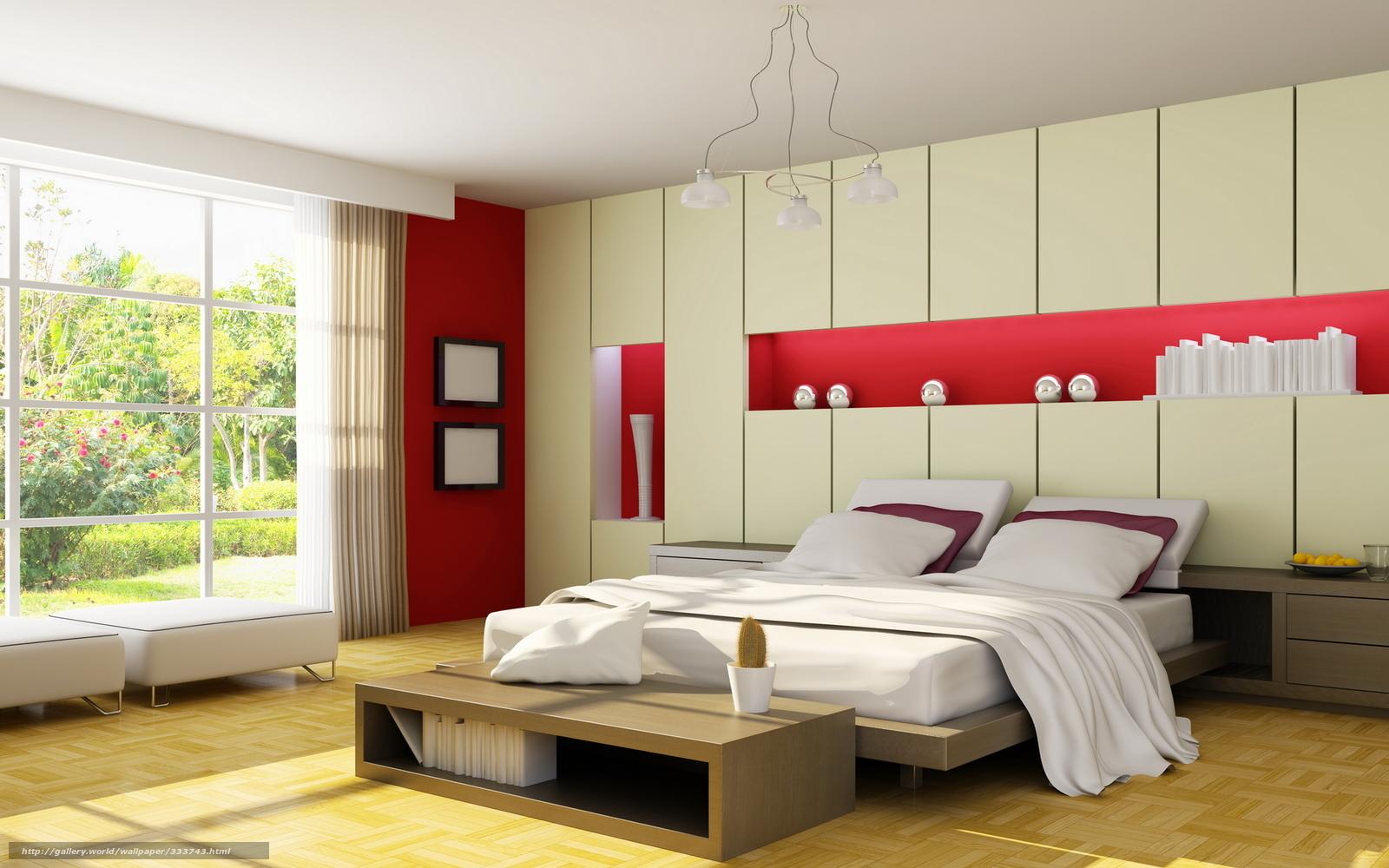 Дизайн современных спален: 4 главных правила