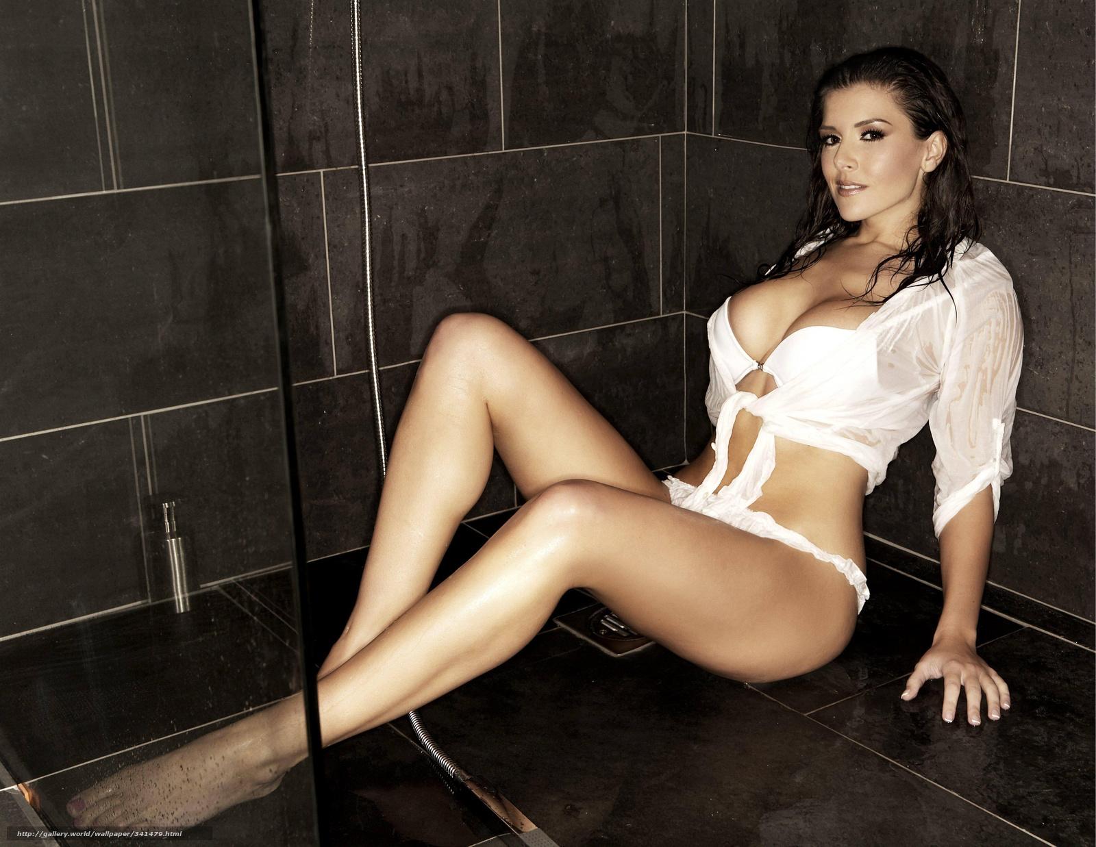 Эротические фото девочек в бане 5 фотография