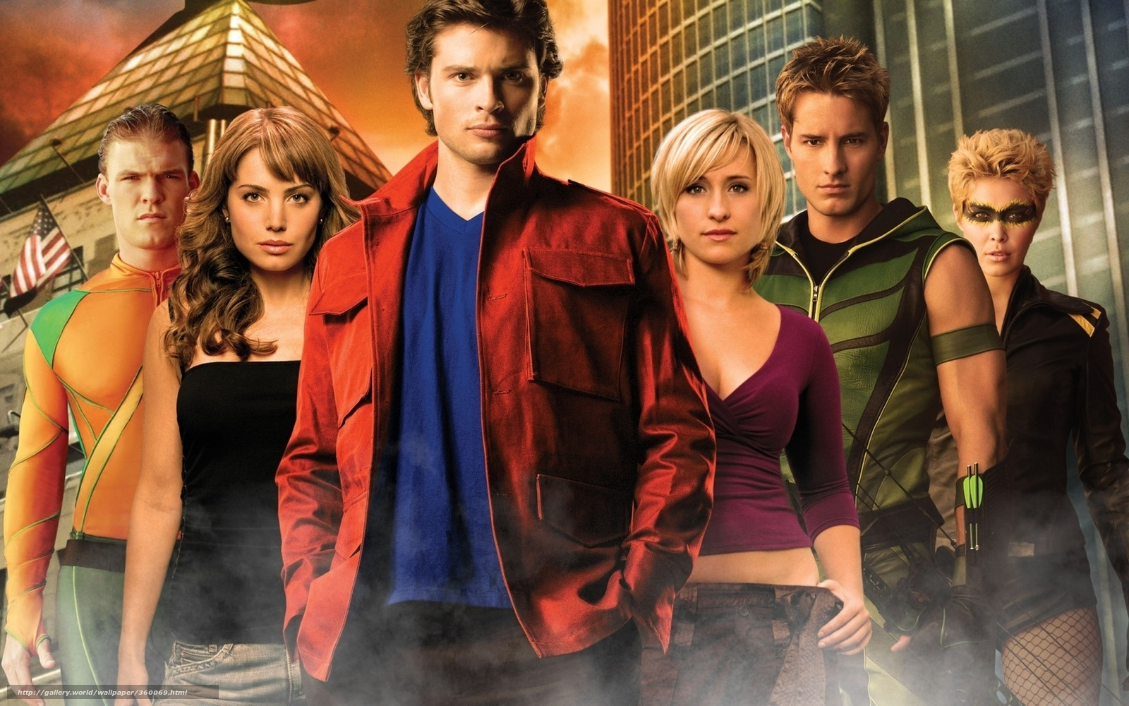 Smallville Series  TV Tropes