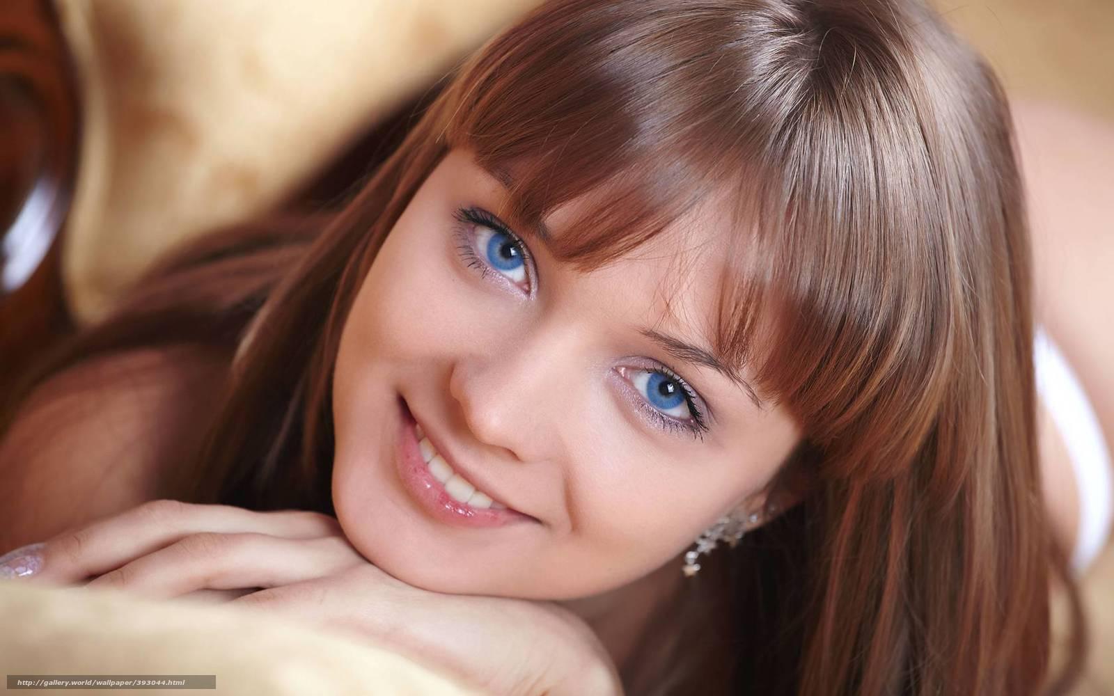 Фото девушек с милой улыбкой 7 фотография