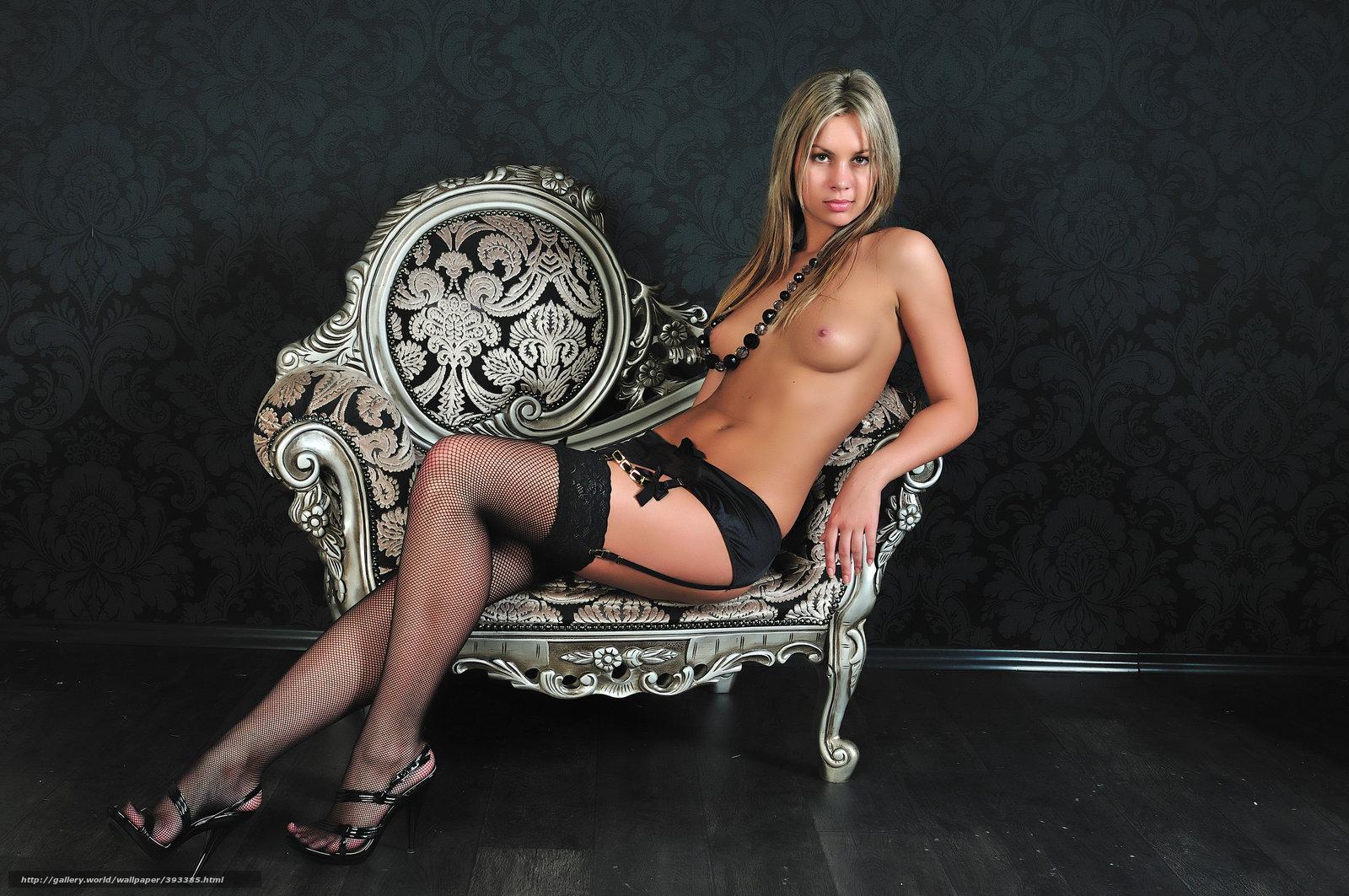 Эротика в кресле 23 фотография