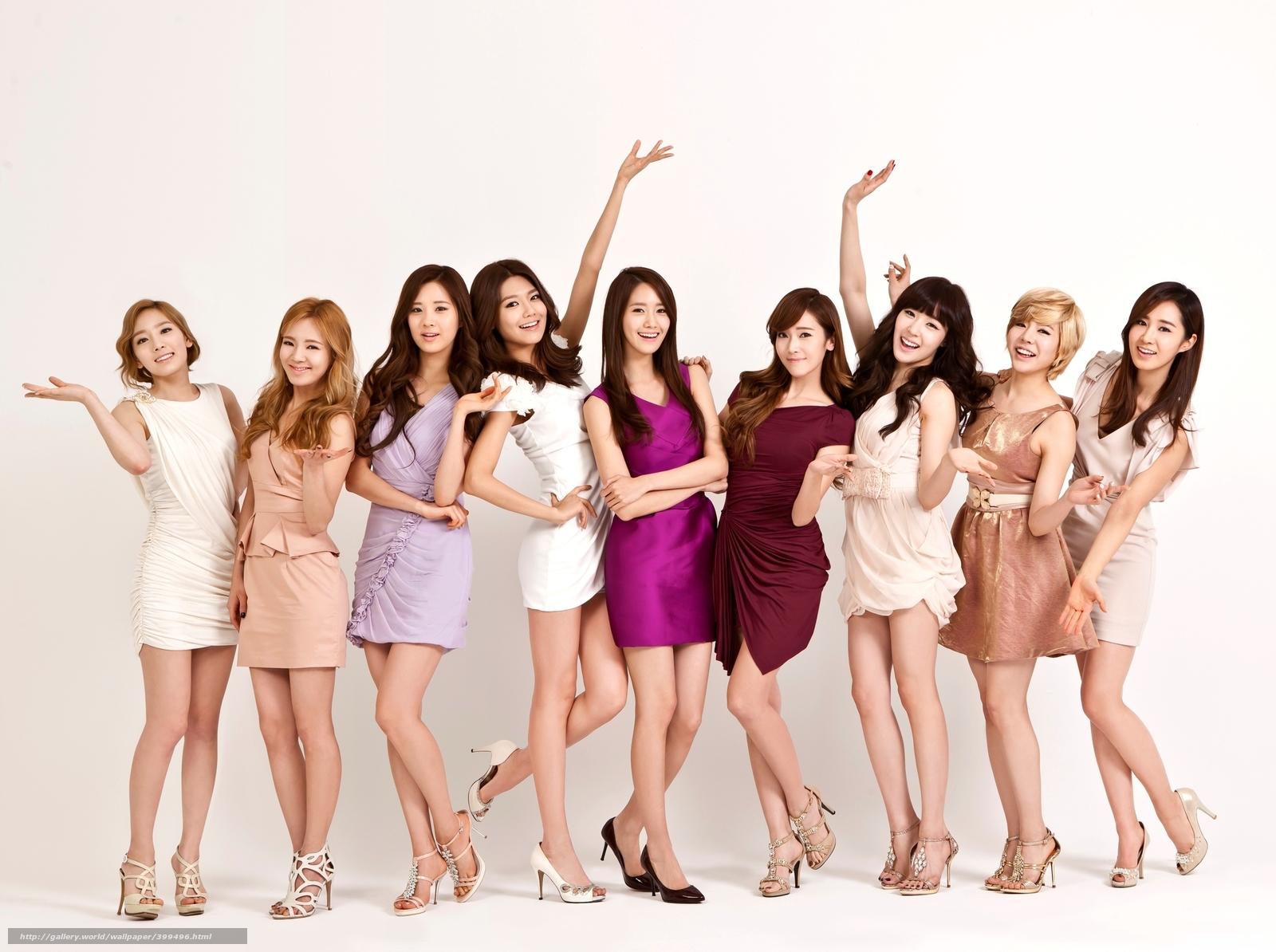 Фото компании девочек 10 фотография