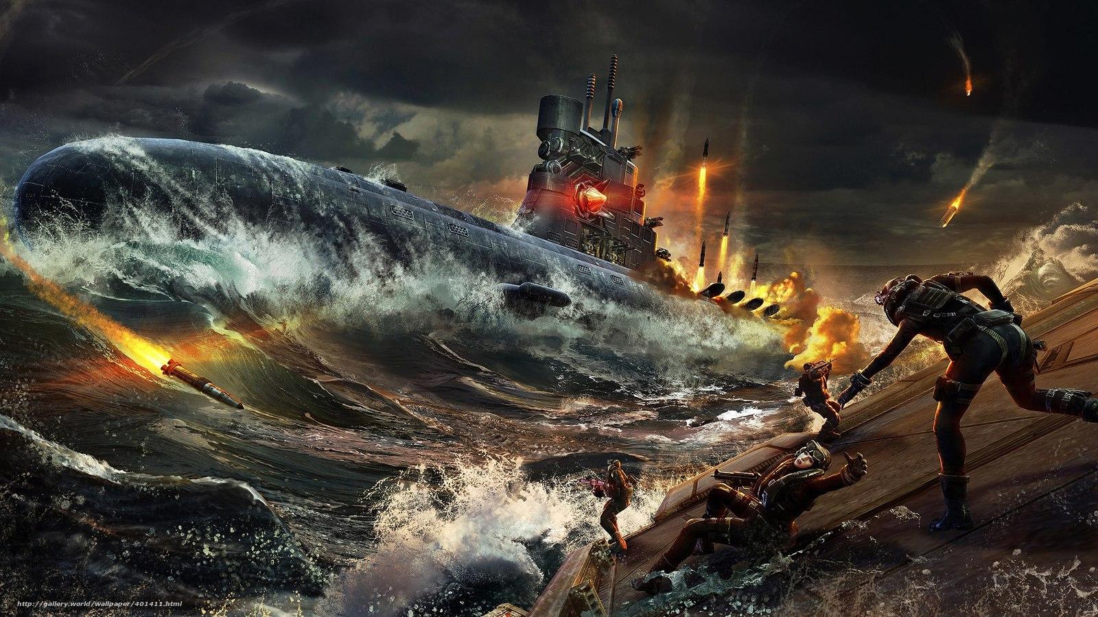 лодка апокалипсиса