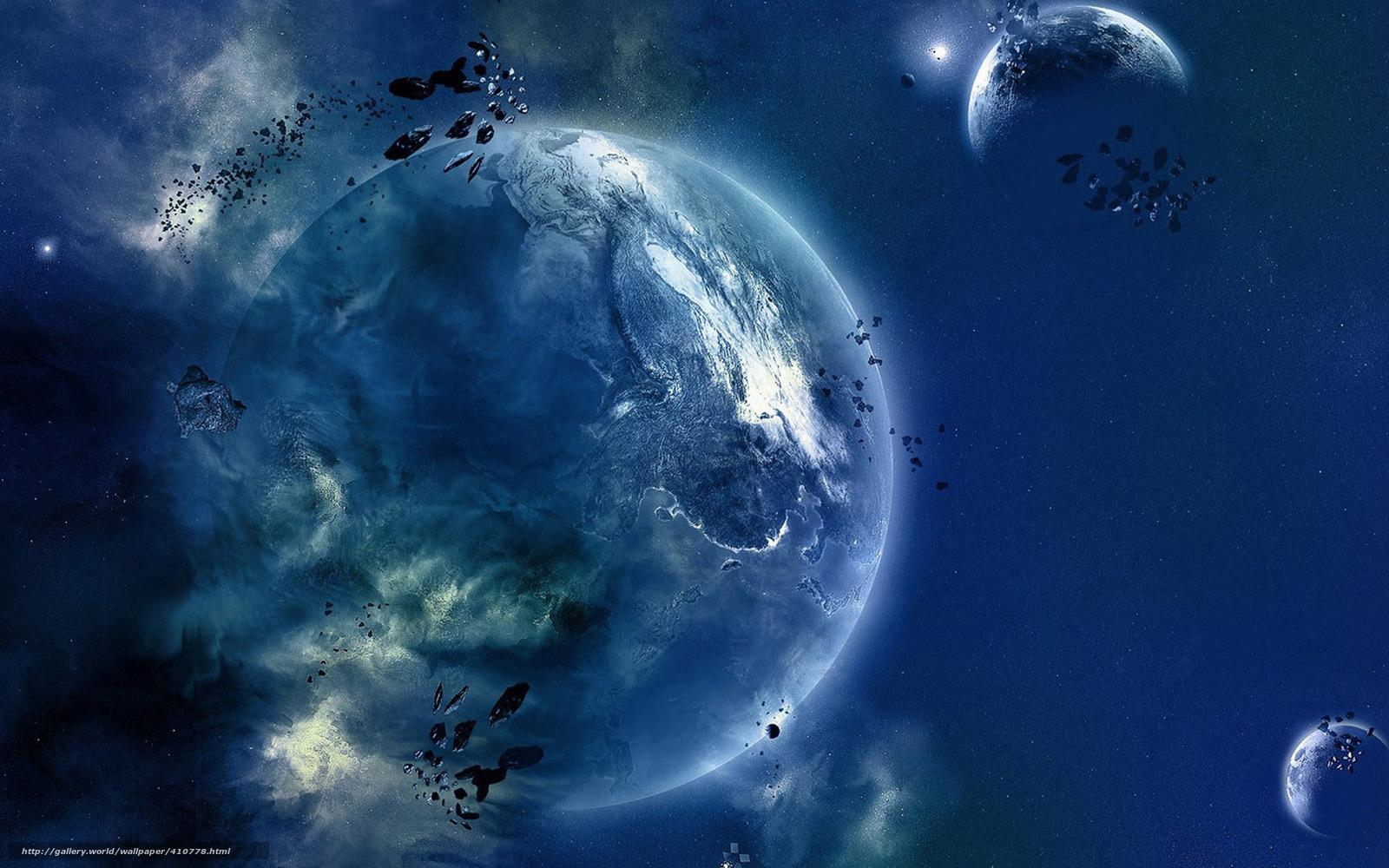Скачать на телефон обои фото картинку на тему планета, камни, пространство, разширение 1680x1050
