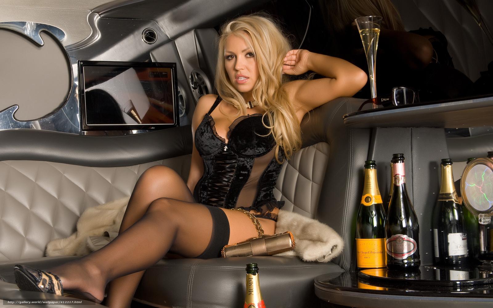 Самые красивые и сэксуальные блондинки в картинках 21 фотография