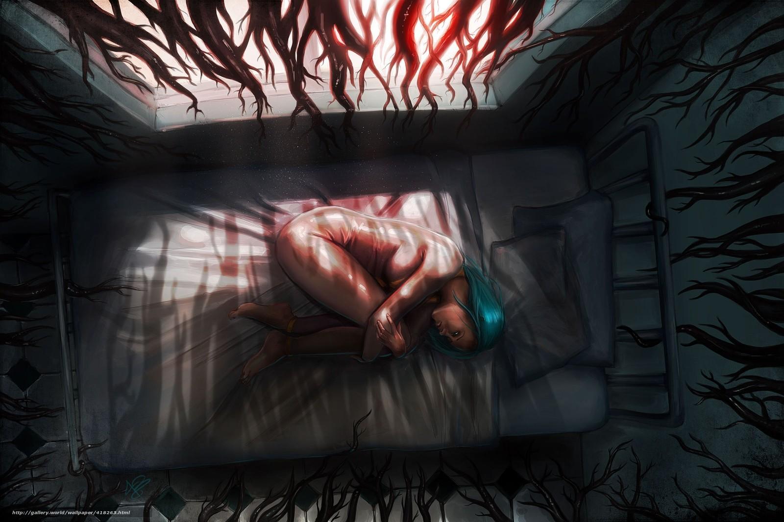 Смотреть тентакли во сне онлайн 2 фотография
