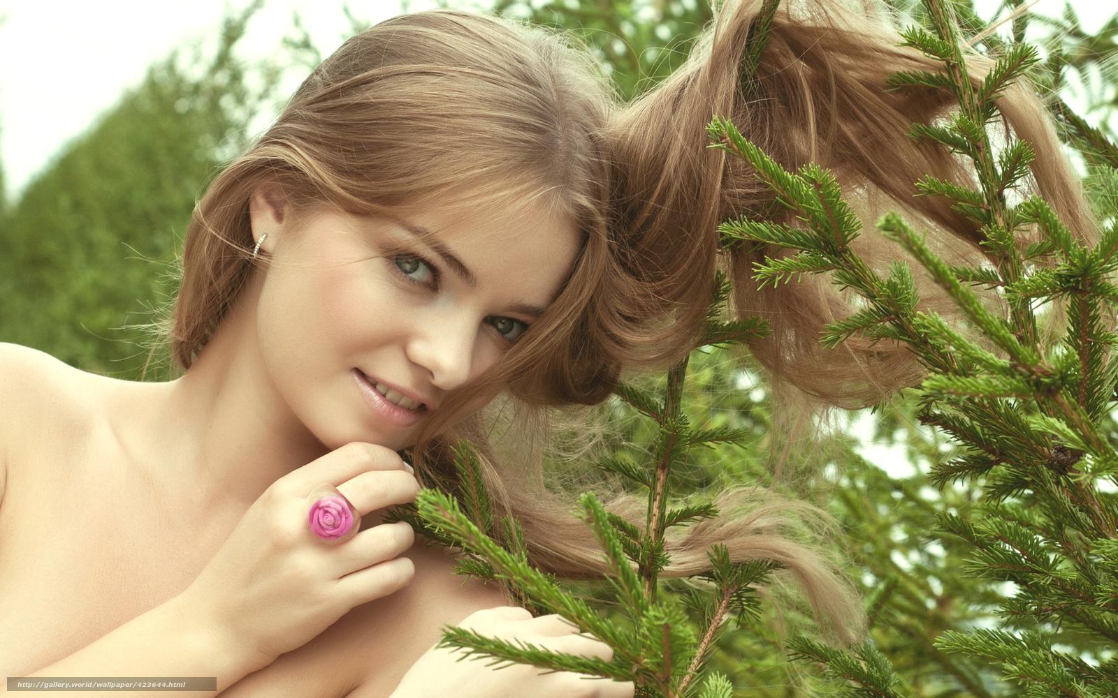 Фотографии с русоволосыми девушками 10 фотография