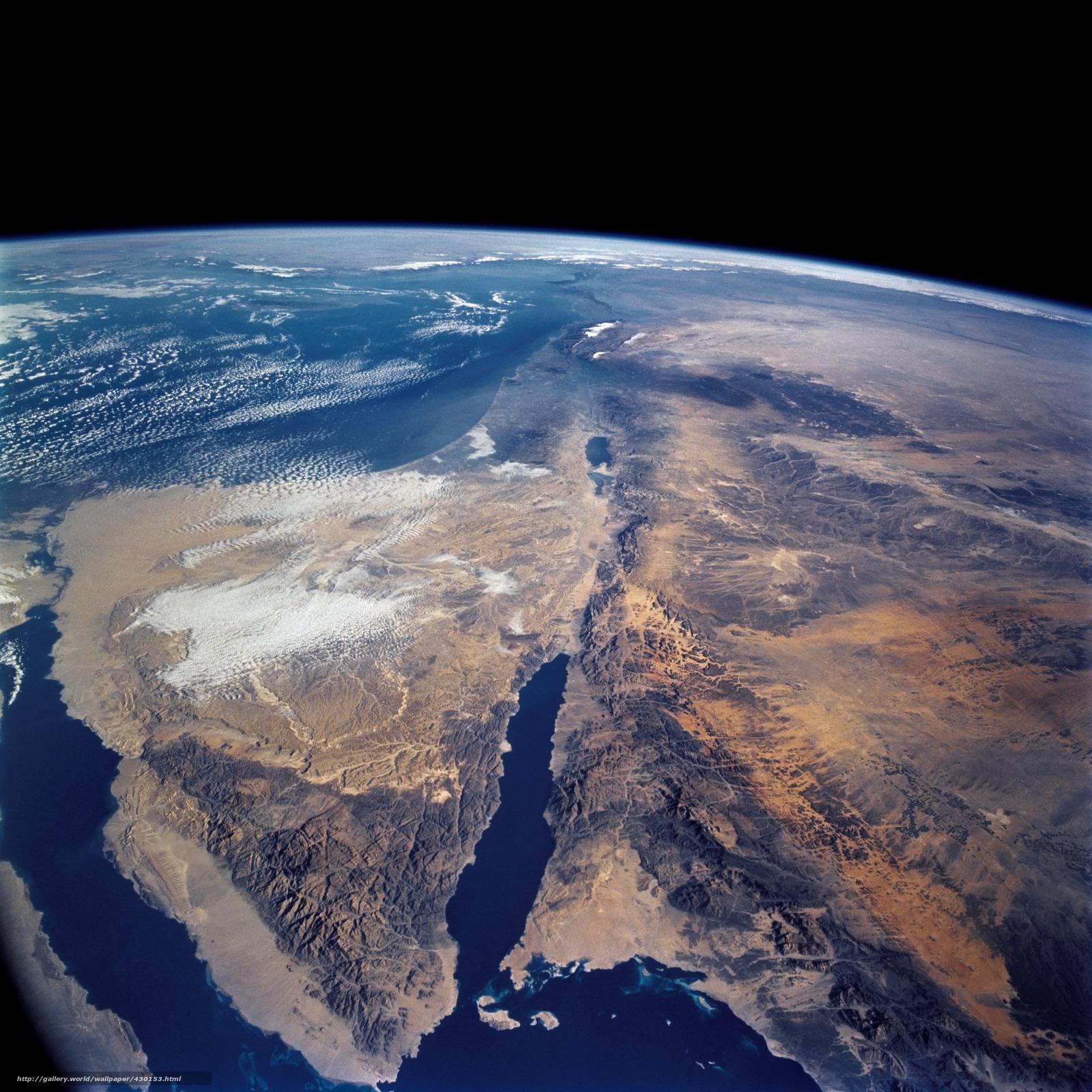 Скачать на телефон обои фото картинку на тему Земля, Синай, Суэцкий канал, Африка, Аравийский полуостров, Красное море, разширение 6817x6817