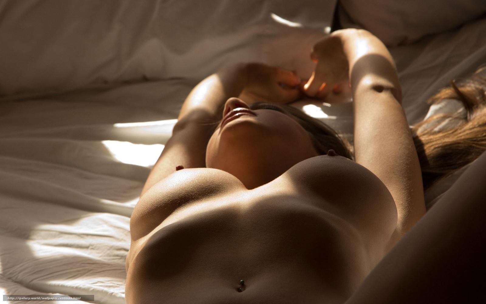 Секс в постели с красивыми девушками 23 фотография