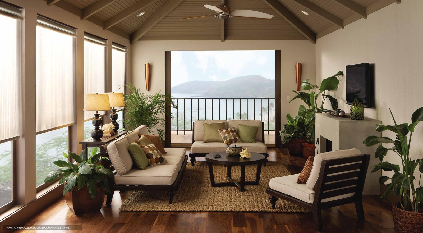 Fondo de pantalla sala de estar moderna for Casa moderna wallpaper