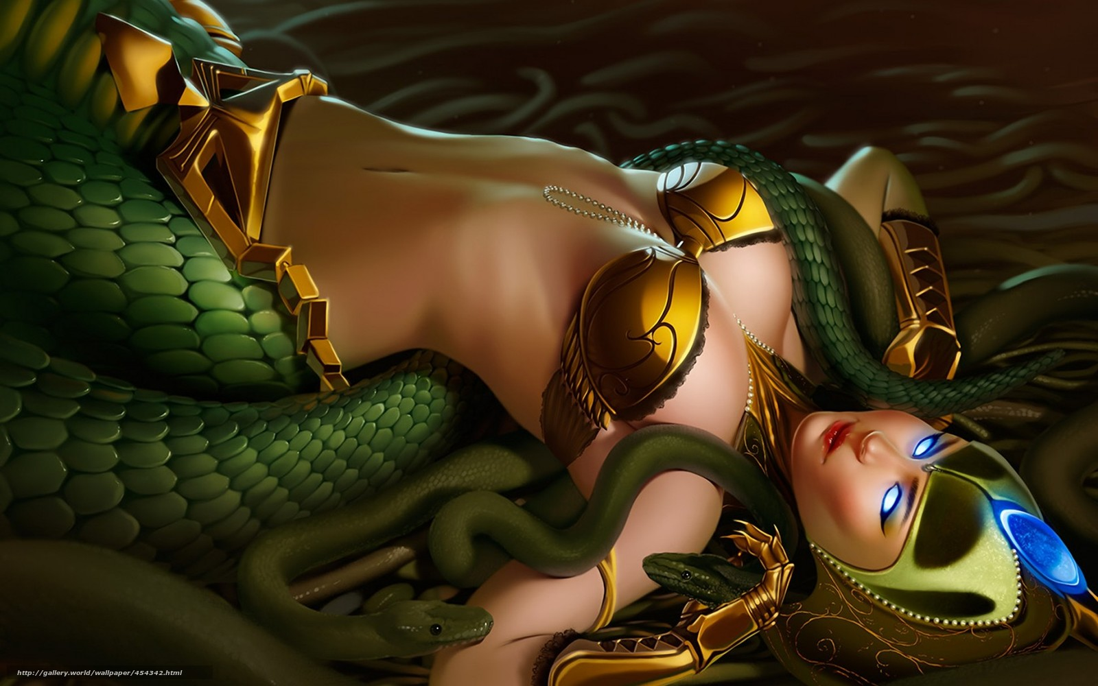 Girl snakes nude animations images porn pic