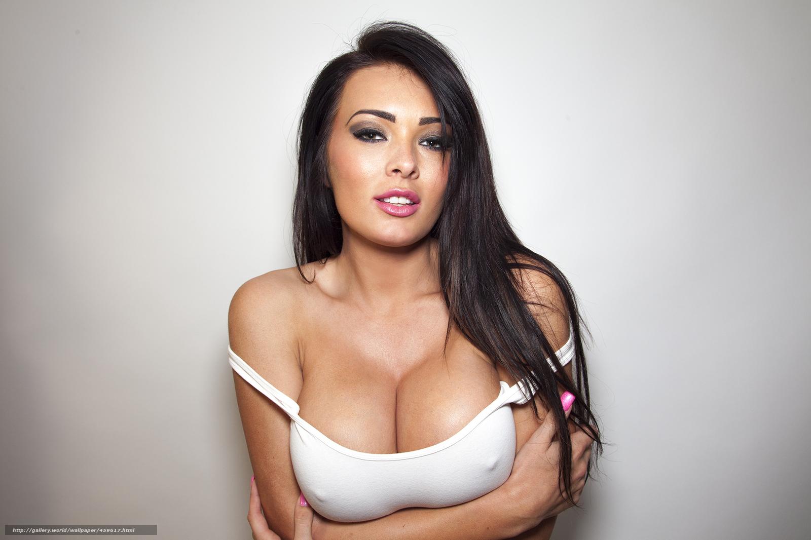 Самая красивая голая грудь мира 13 фотография