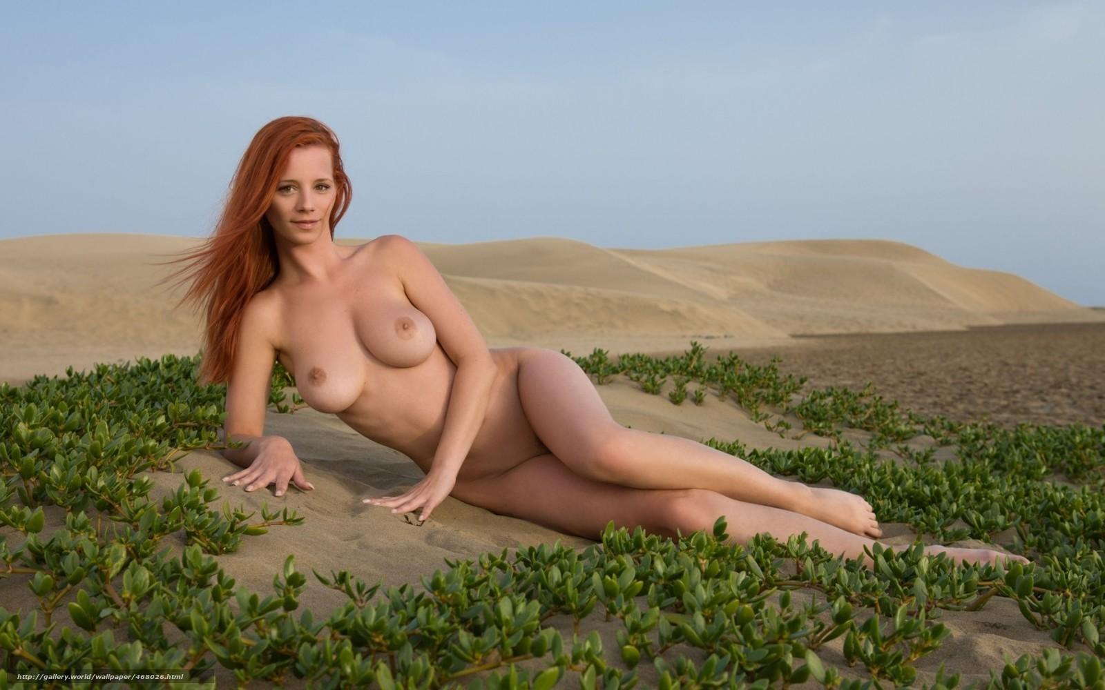 Рыжая с большой грудью смотреть онлайн 18 фотография