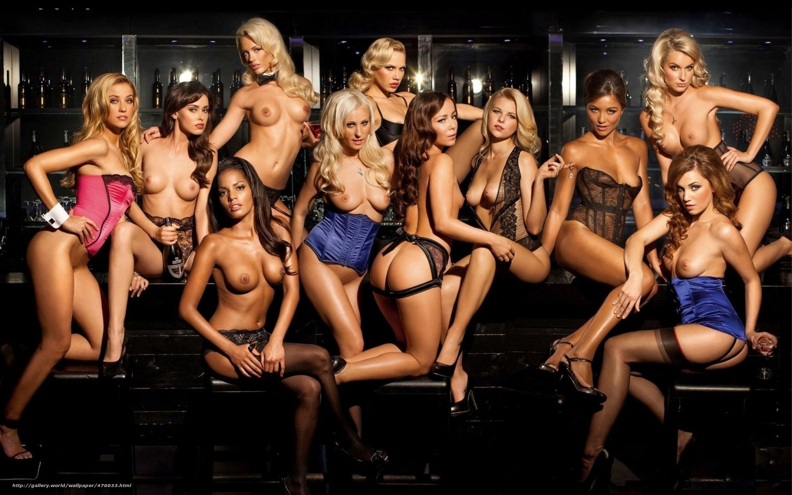 Фото голых девушек 2011 5 фотография