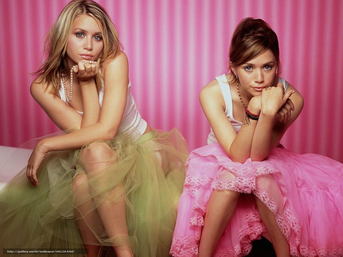 Фото голых девочек близняшек 27 фотография