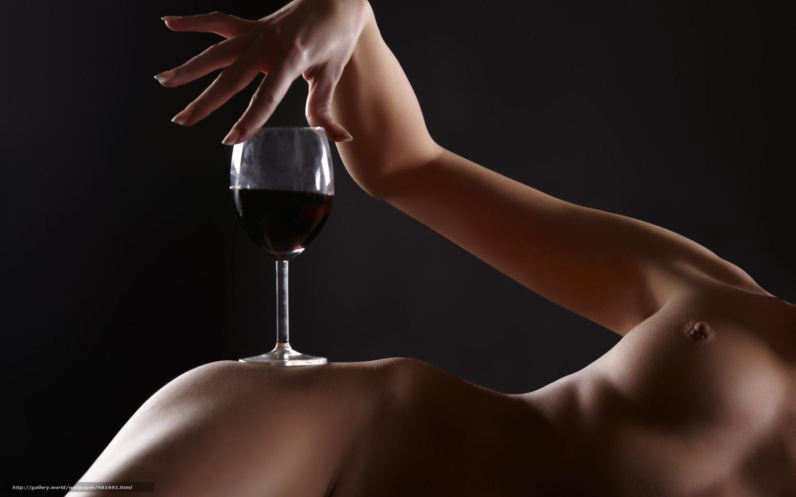 Развезло после бокала вина порно фото 27 фотография