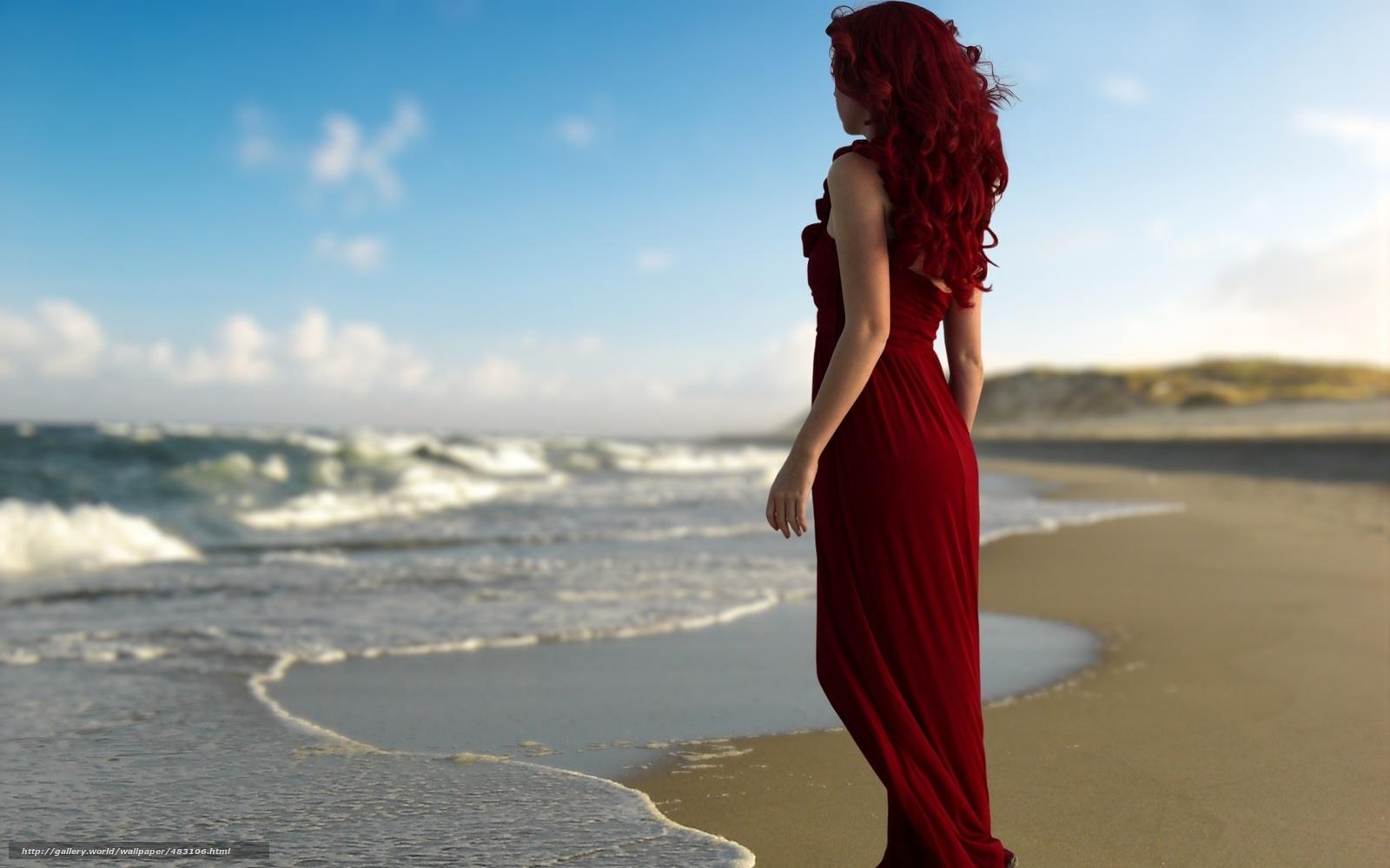 Рыжие девушки фото вид с сади 22 фотография