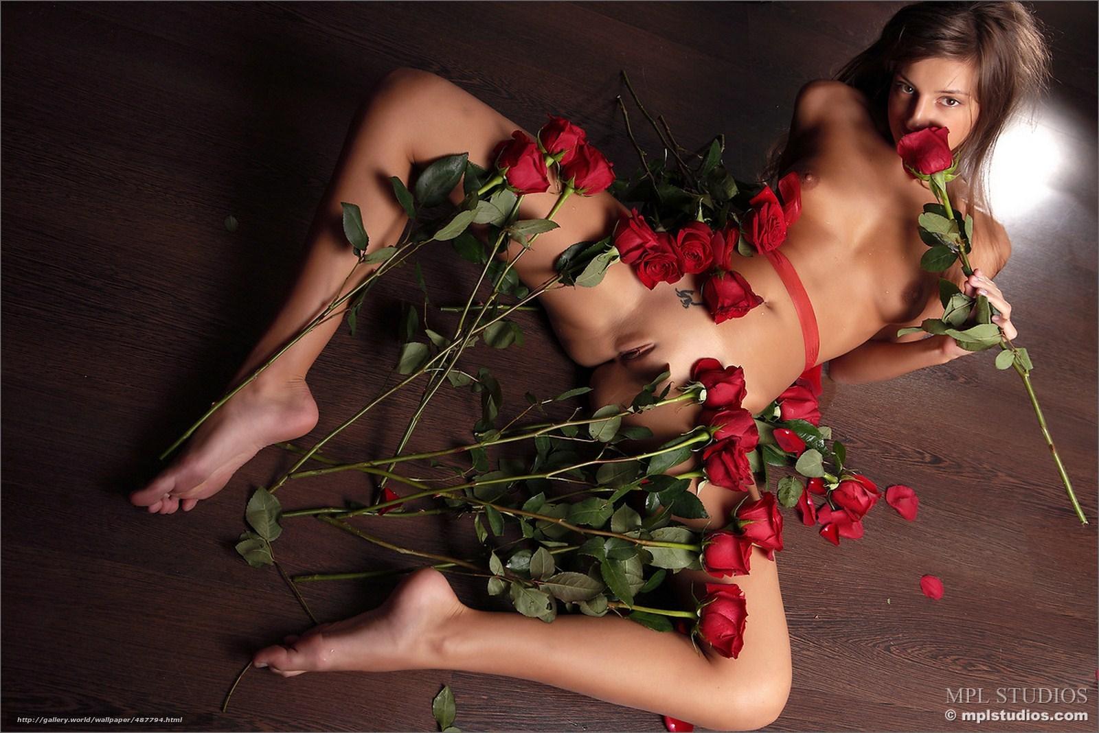 Секс с розой