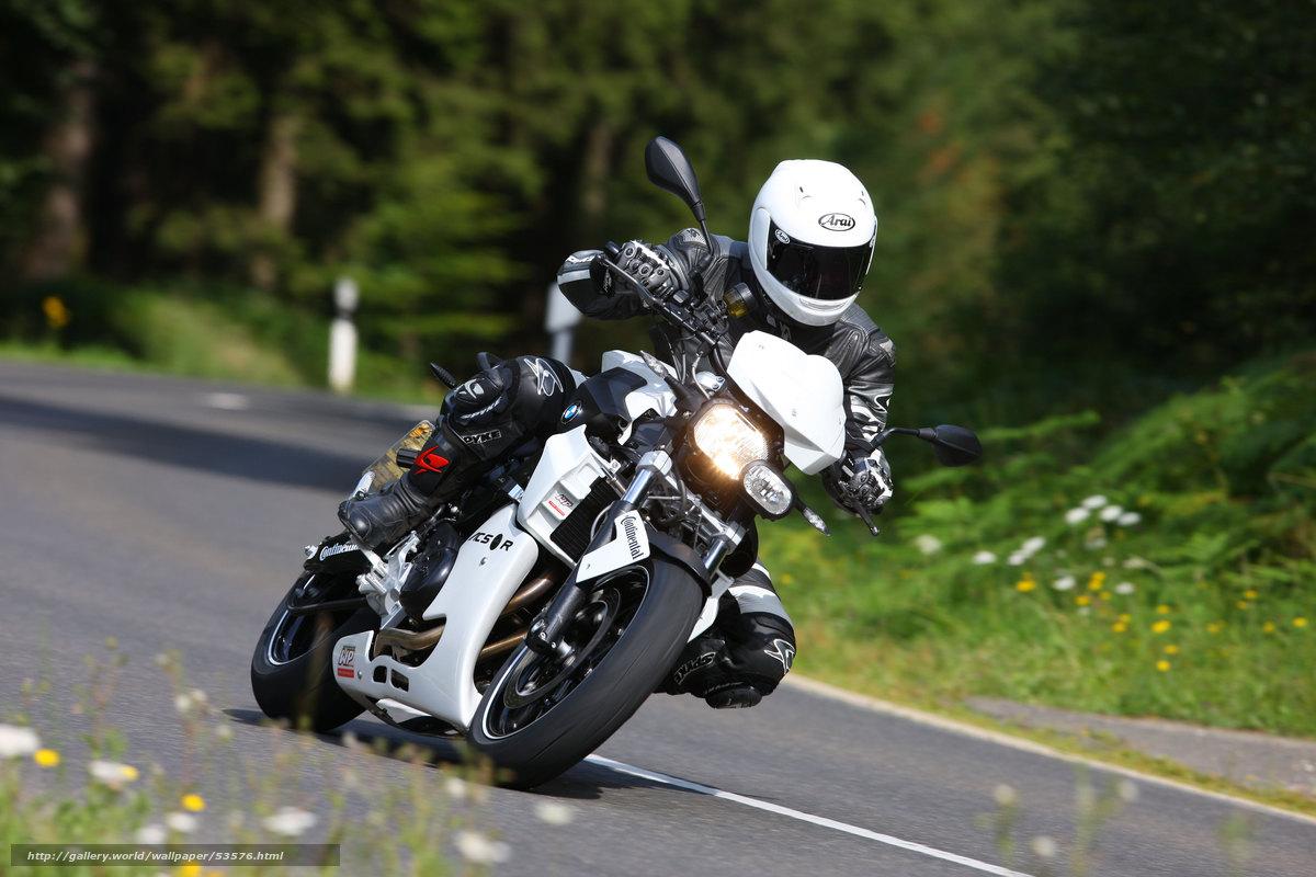 повороти на мотоцикл #9