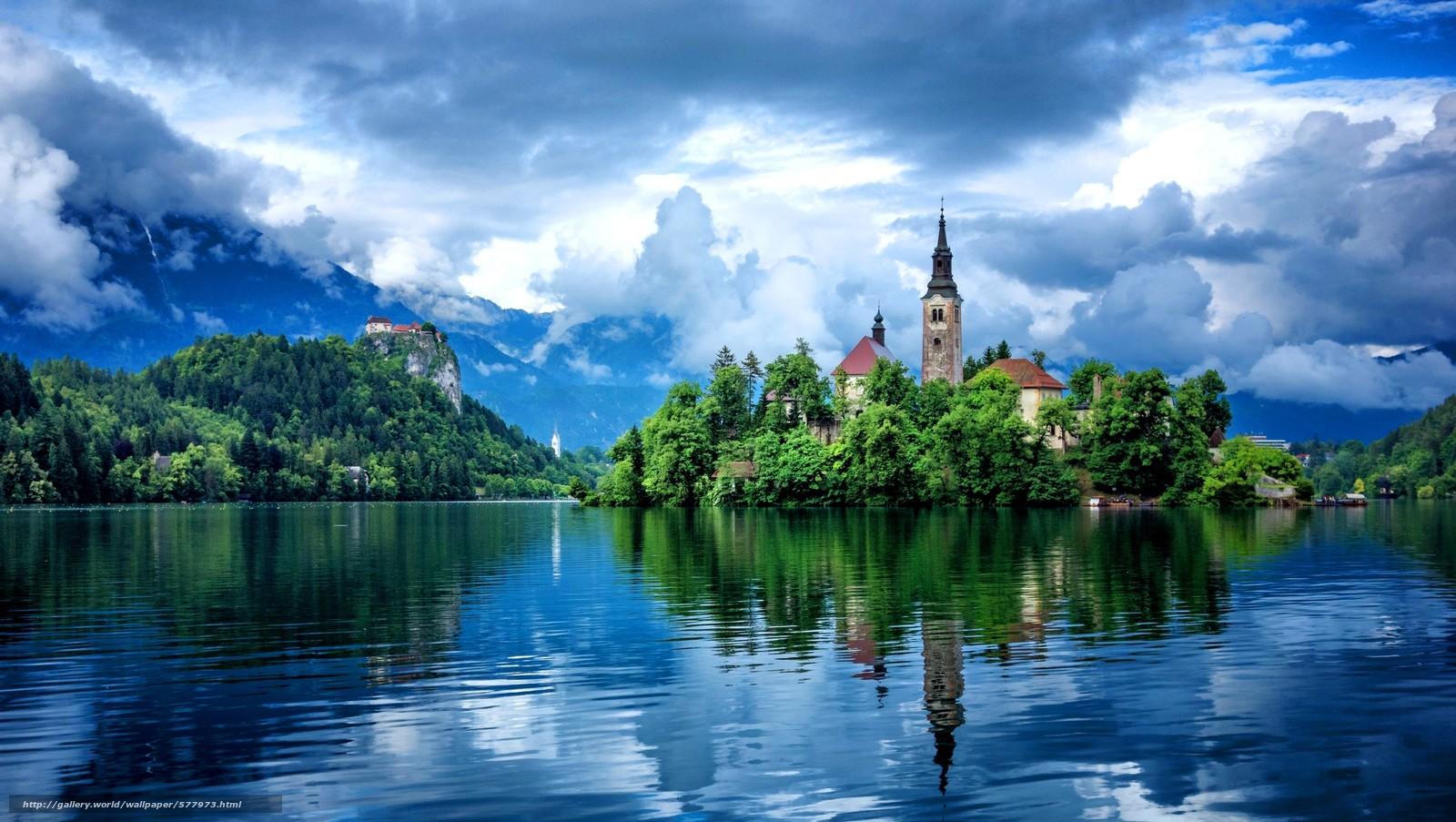 Вся Словения + отдых в Хорватии, Венгрия