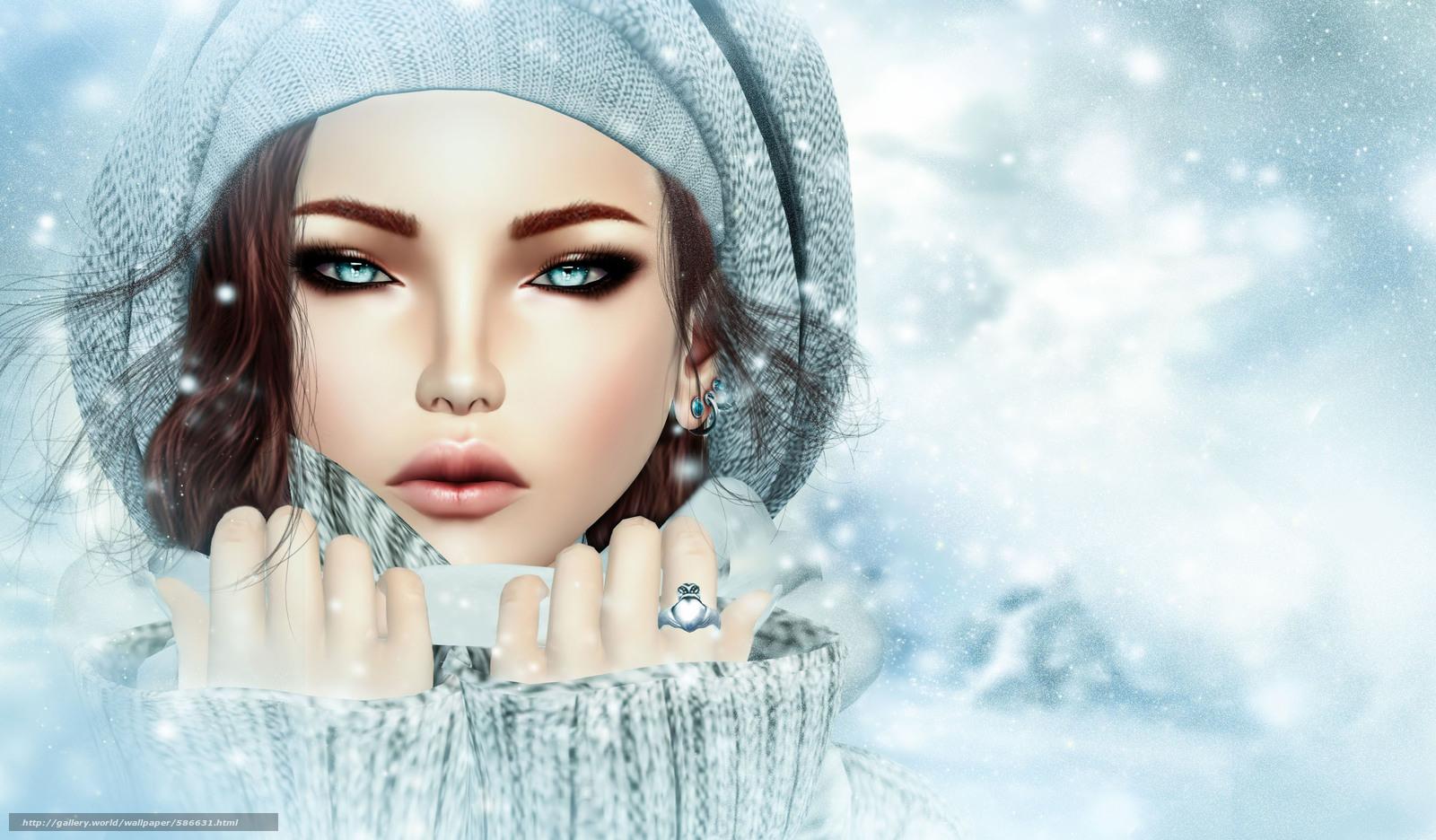 фото шапок зима 2014