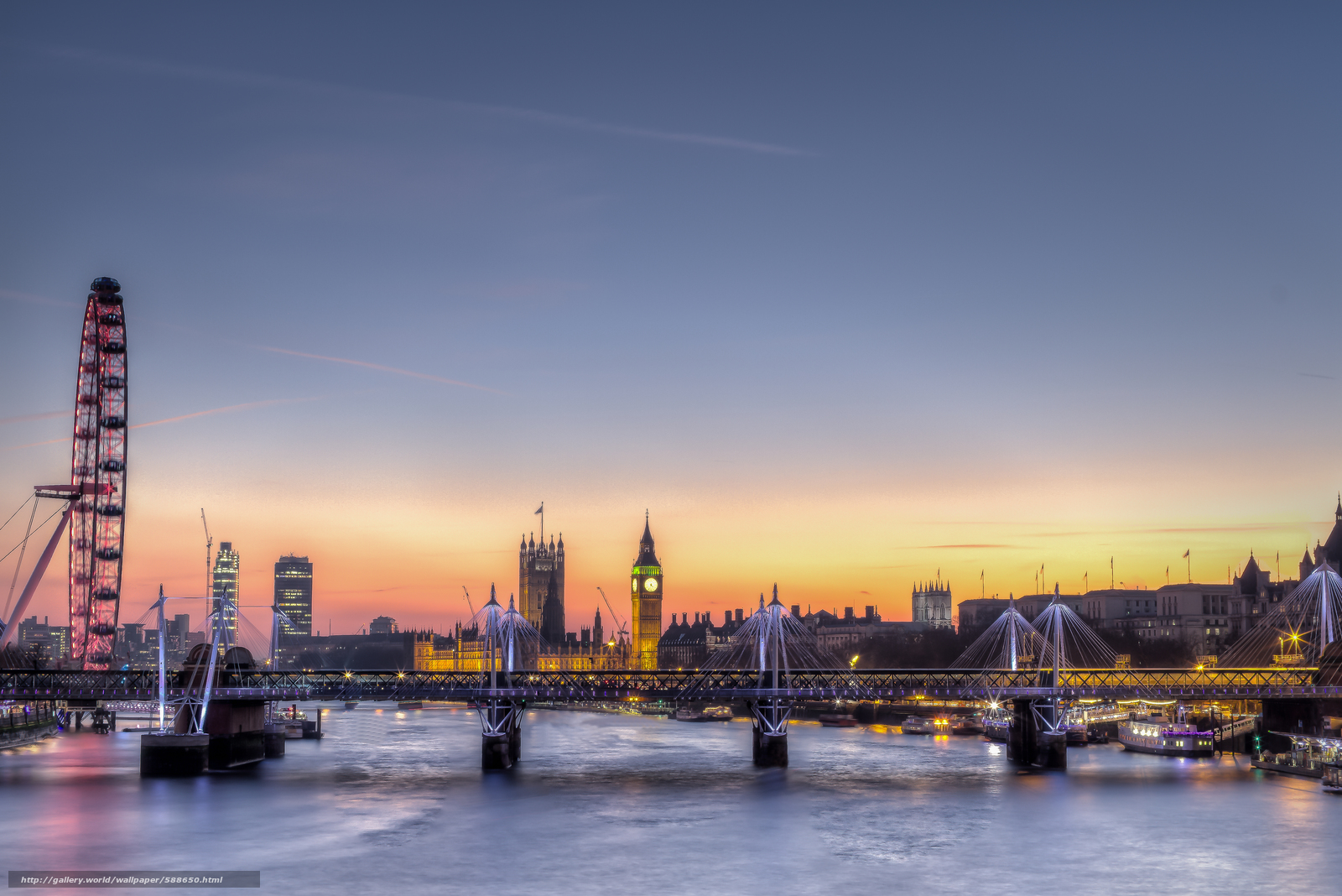 город, England, London