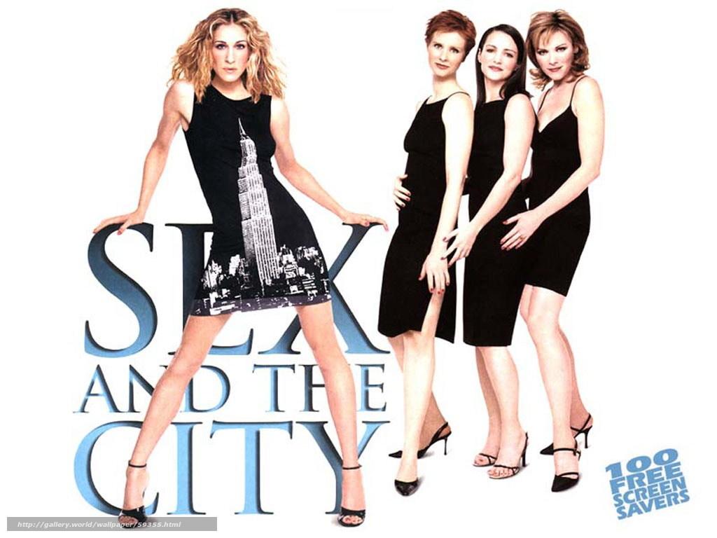 Секс в большом городе (1-6 сезон)