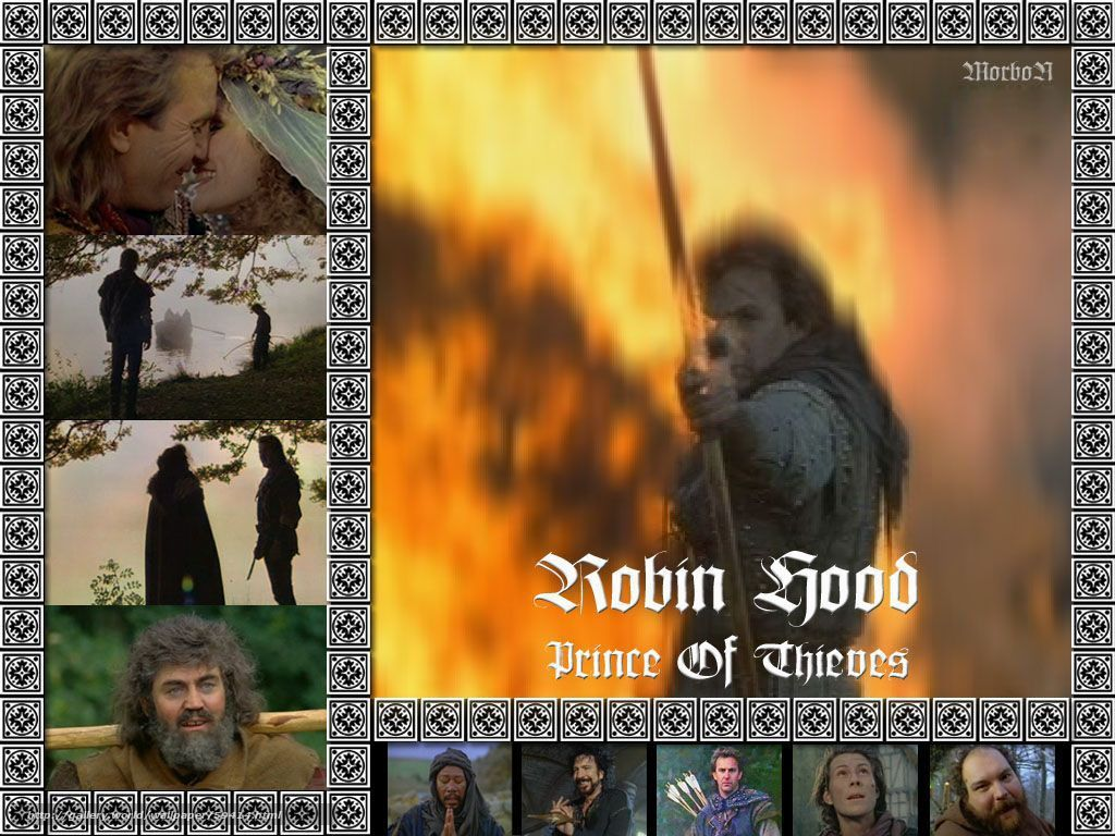 reflection paper about robin hood prince of thief