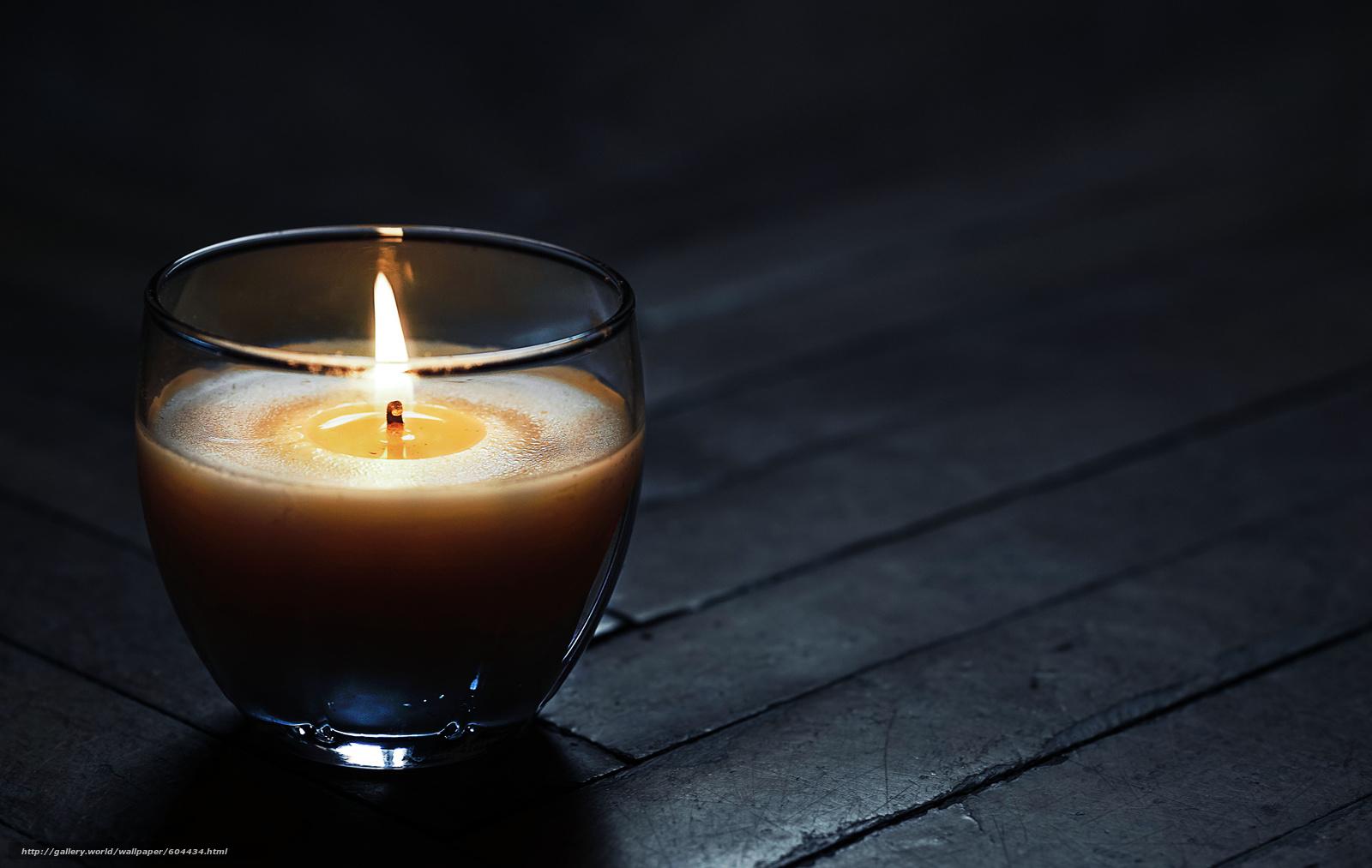 Скачать на телефон обои фото картинку на тему свеча, темнота, черный, серый, пламя, воск, разширение 6000x3800