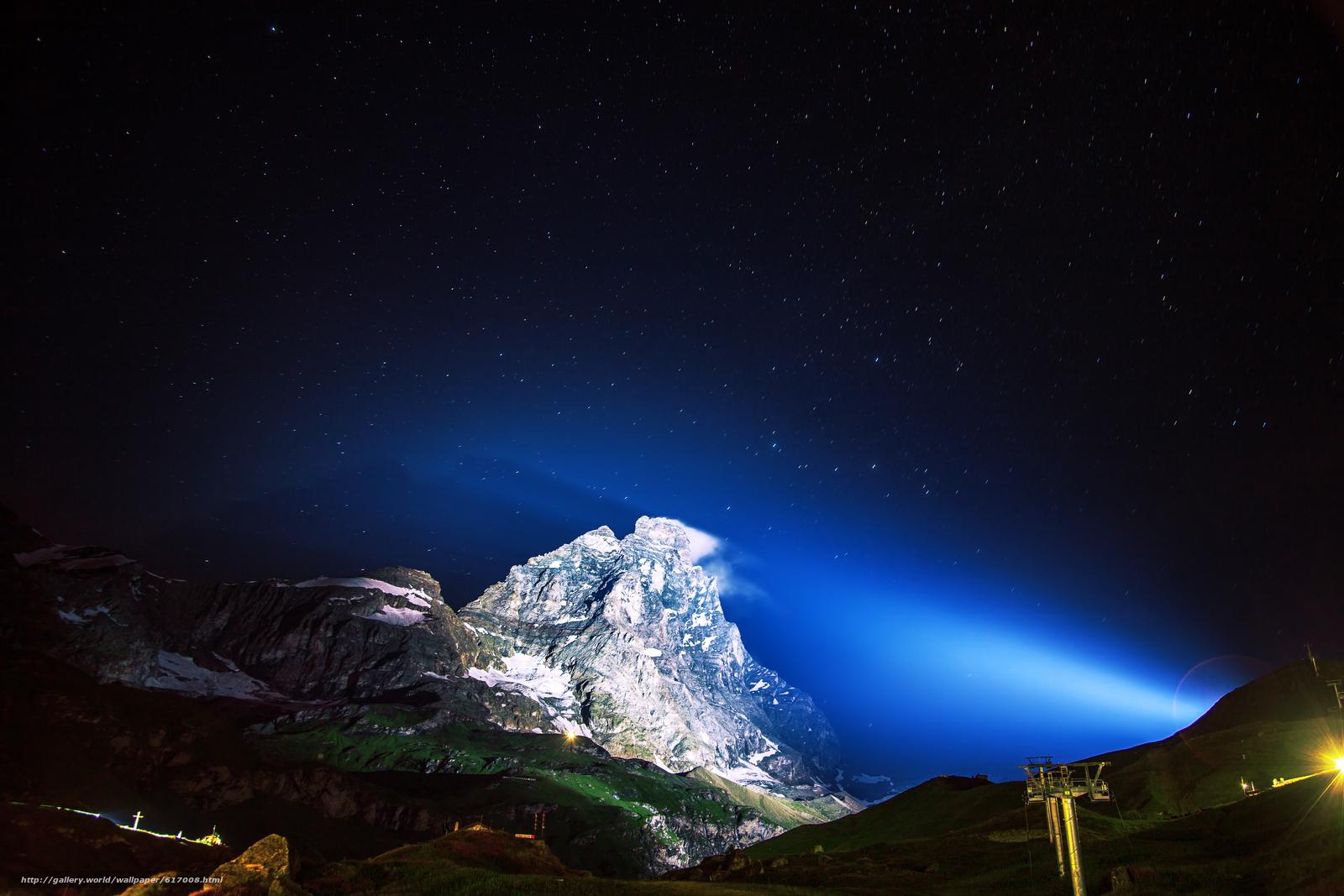Скачать на телефон обои фото картинку на тему Matterhorn, Cervino, 150 Anniversary, разширение 5616x3744