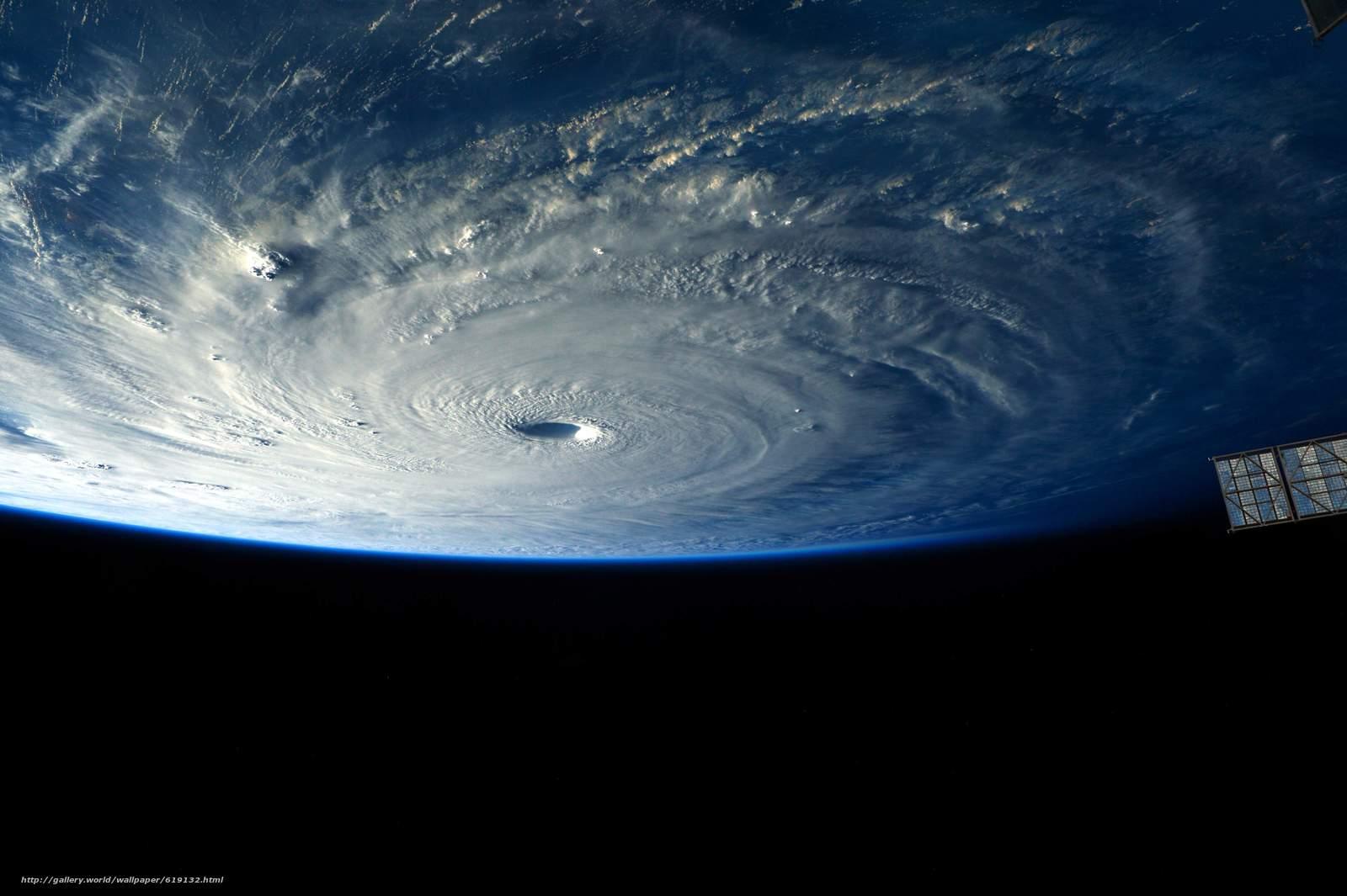 снимки из космоса погода