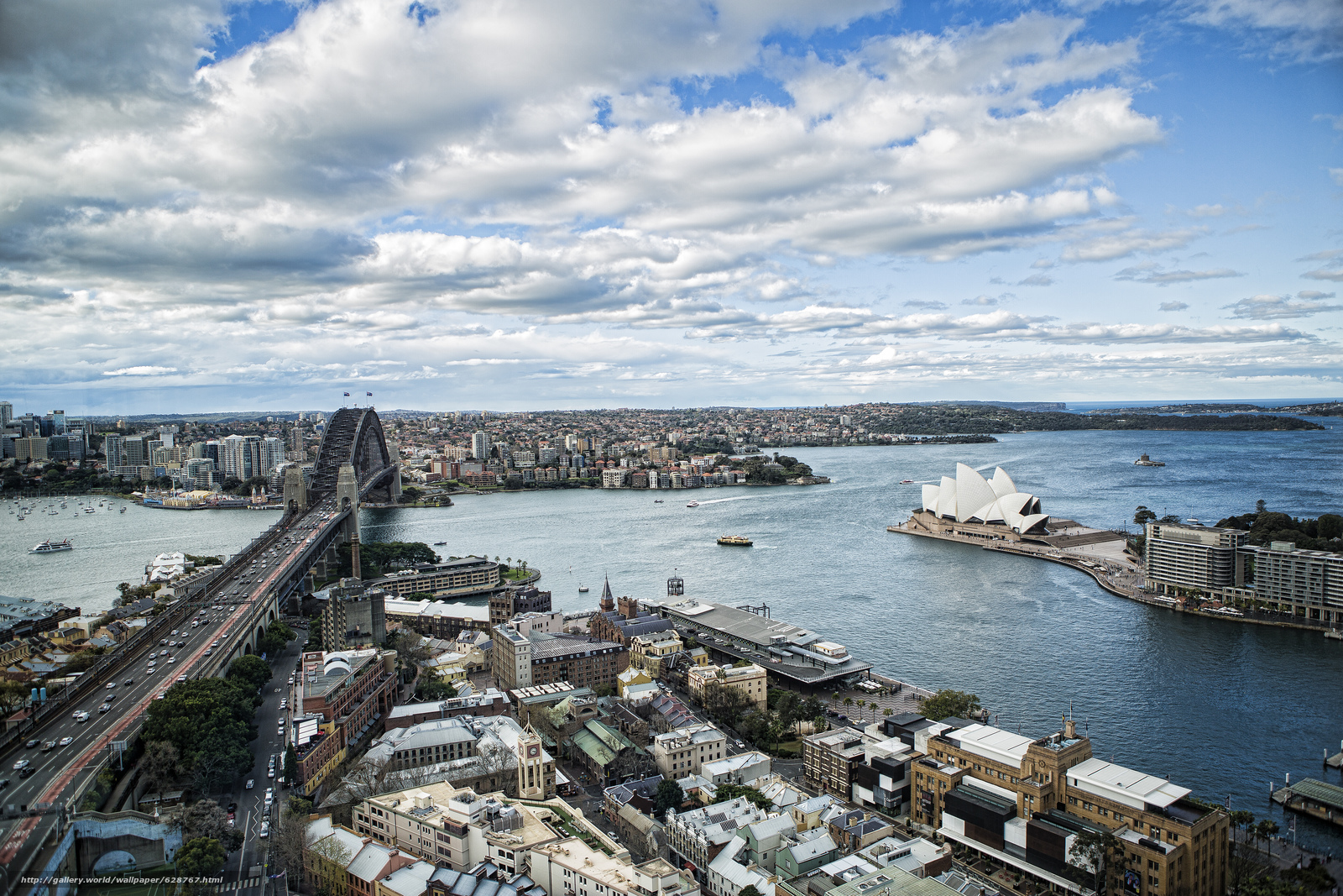 город, Australia, Sydney