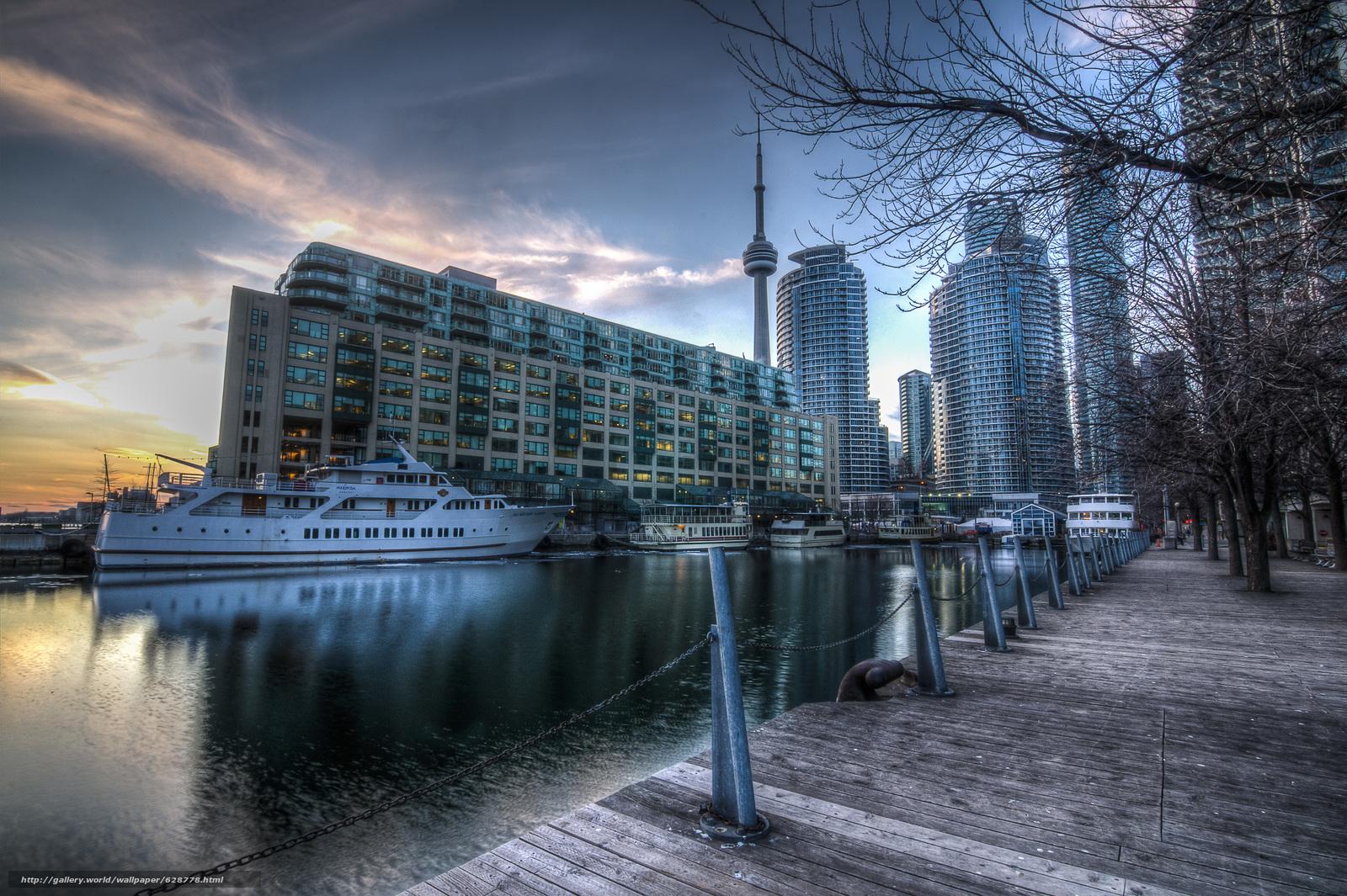 Canad?, Harbourfront, Toronto