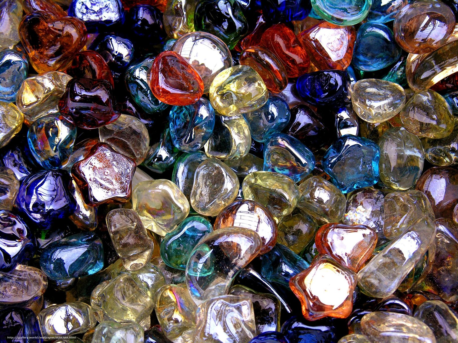 TEXTURA, Multicolorido, Pedras de vidro