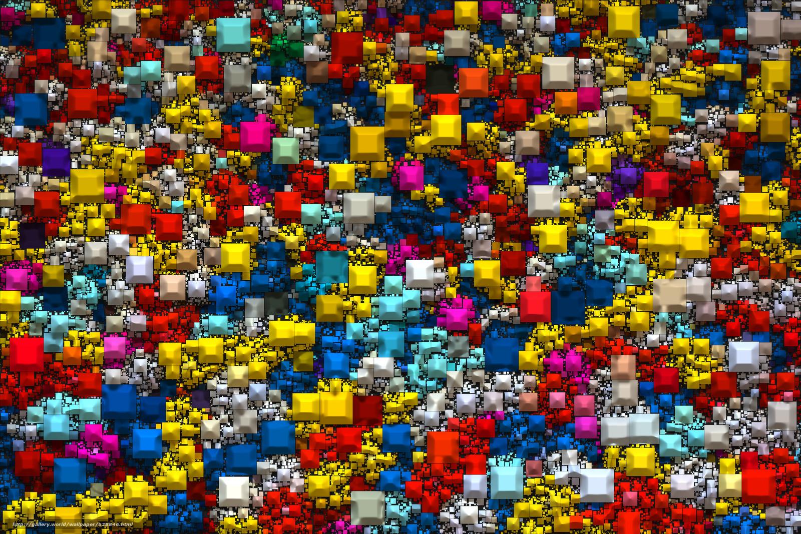Скачать на телефон обои фото картинку на тему Palette, разноцветные, текстура, разширение 6000x4000