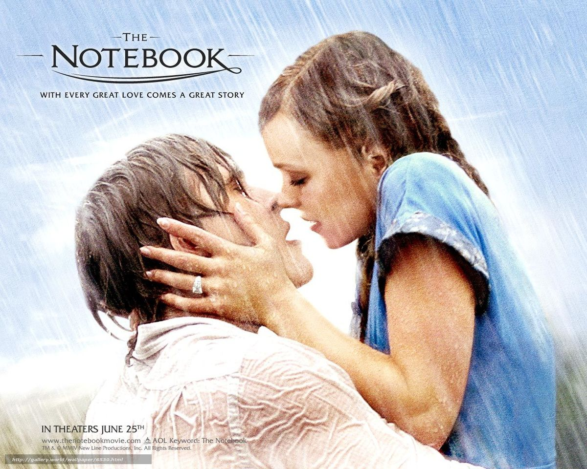 Movie- the notebook