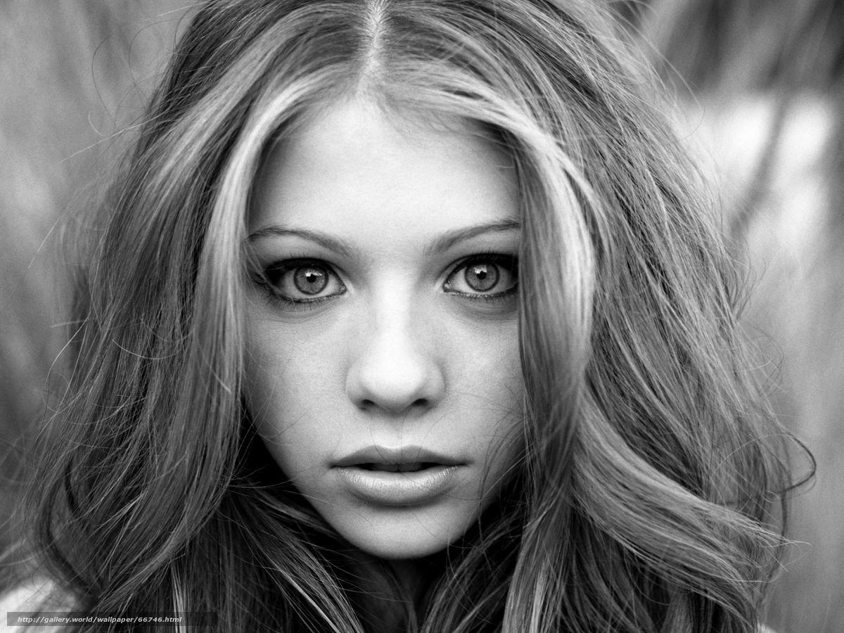 Фотографии девушки черно белые 6 фотография