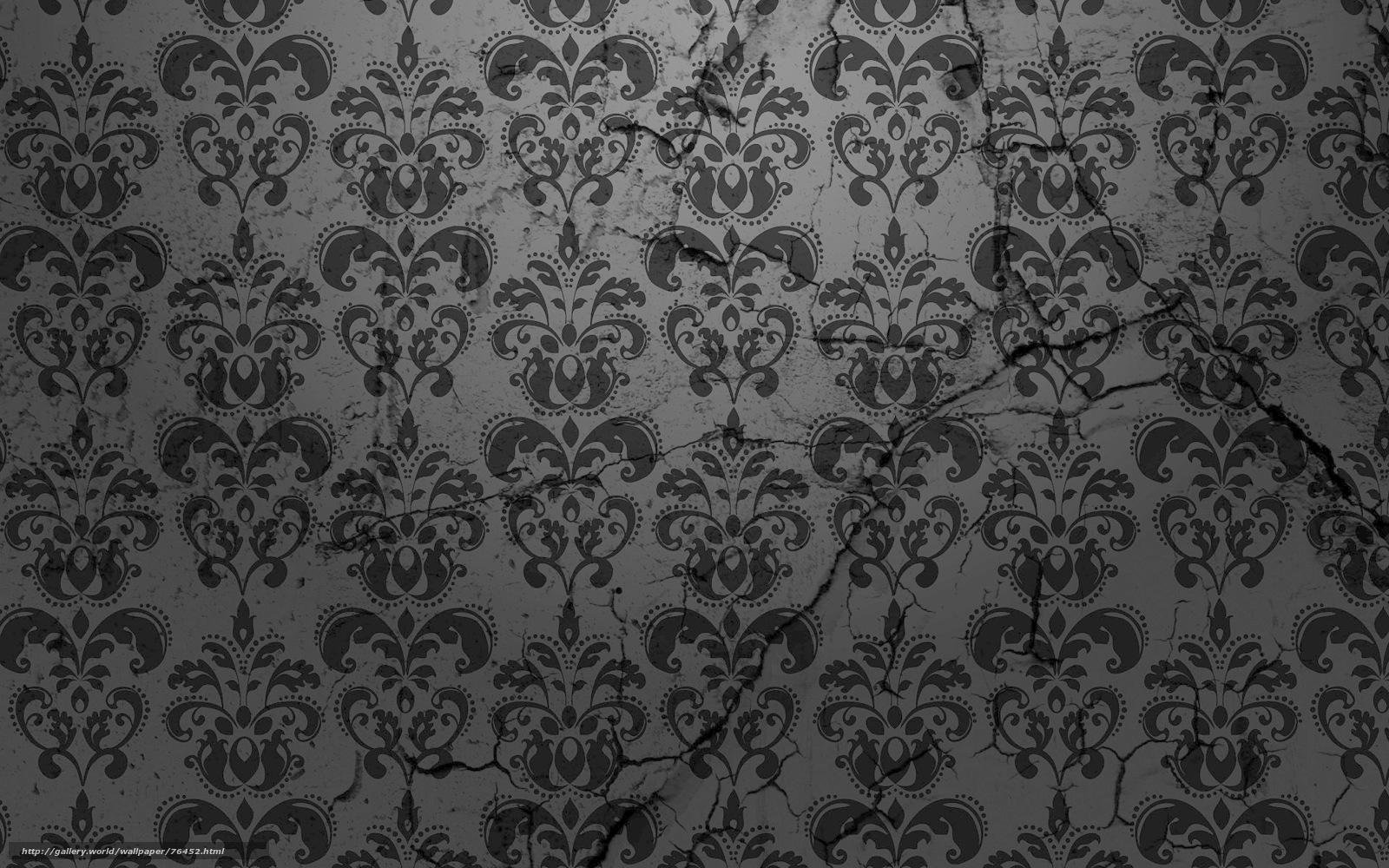 Tapete schwarz hintergrund muster tapete textur 76452 for Tapete schwarz muster
