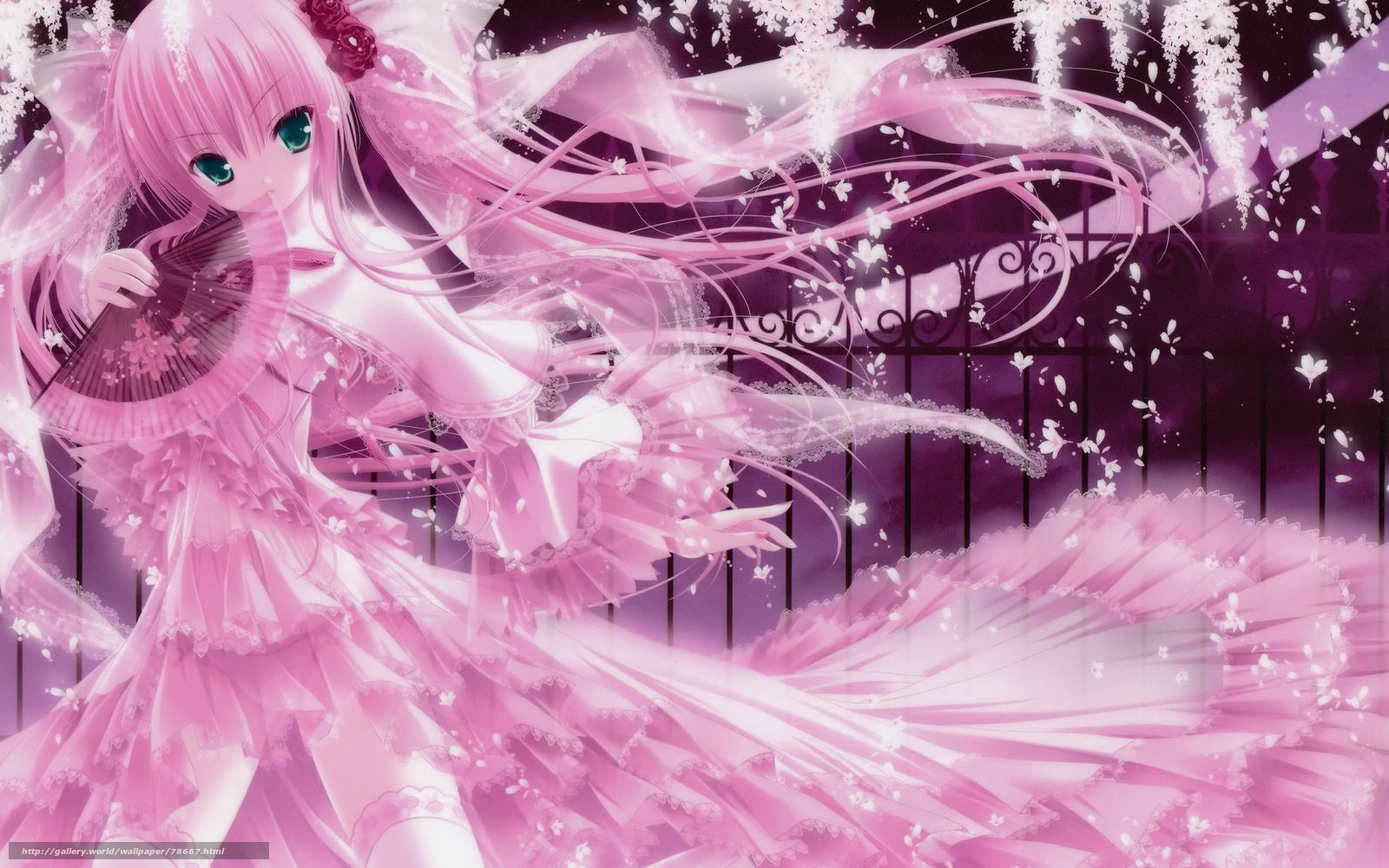 Фото девочек аниме 19 фотография